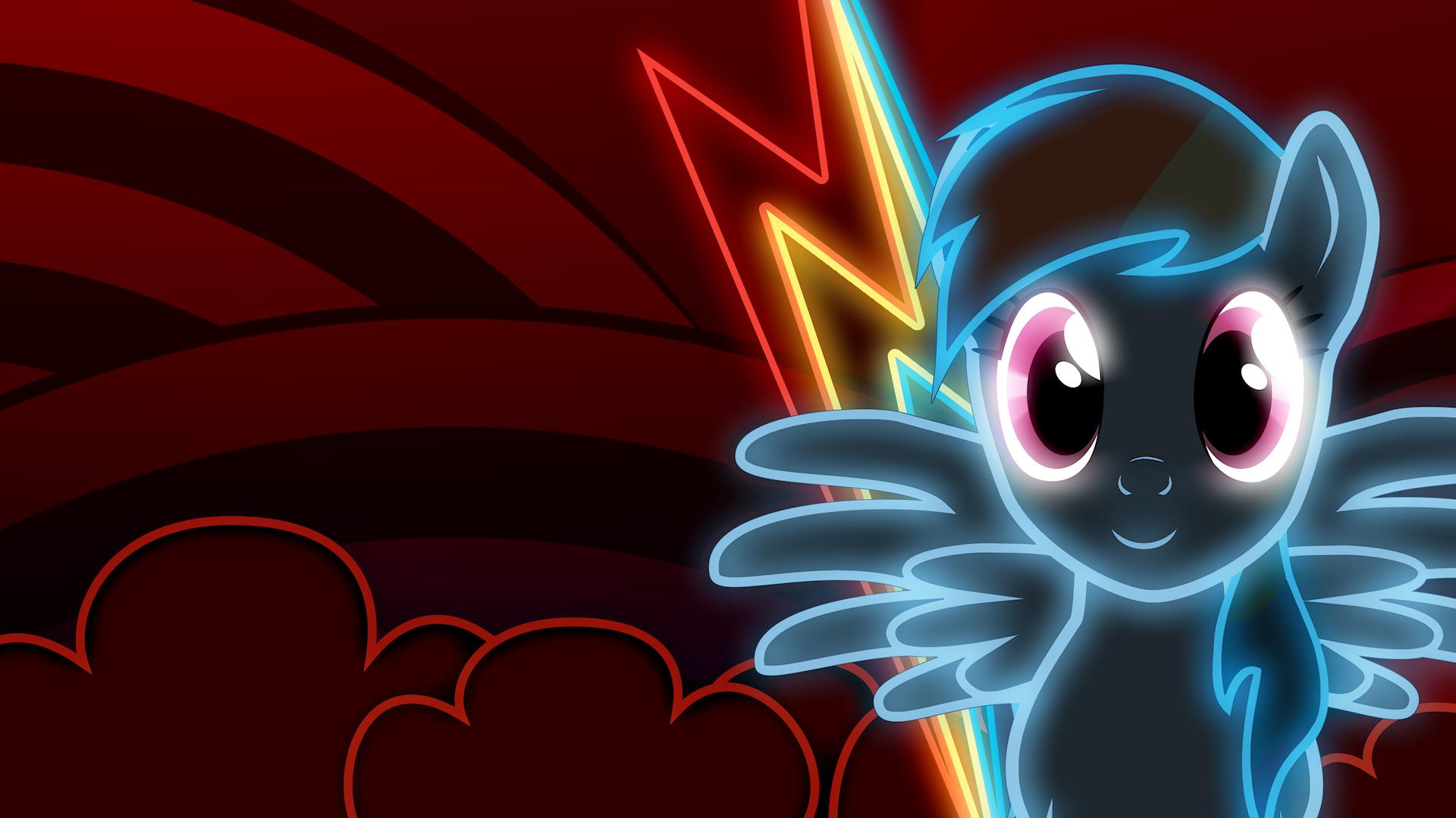 Rainbow Dash Wallpaper By Allicornuk My Little Pony My Little