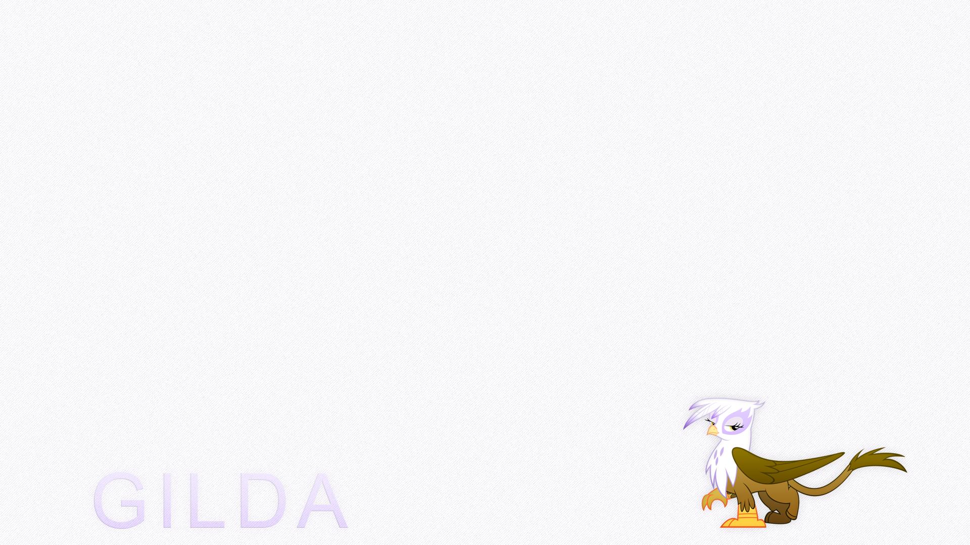 Gilda Got Minimal by EphemeralBlue