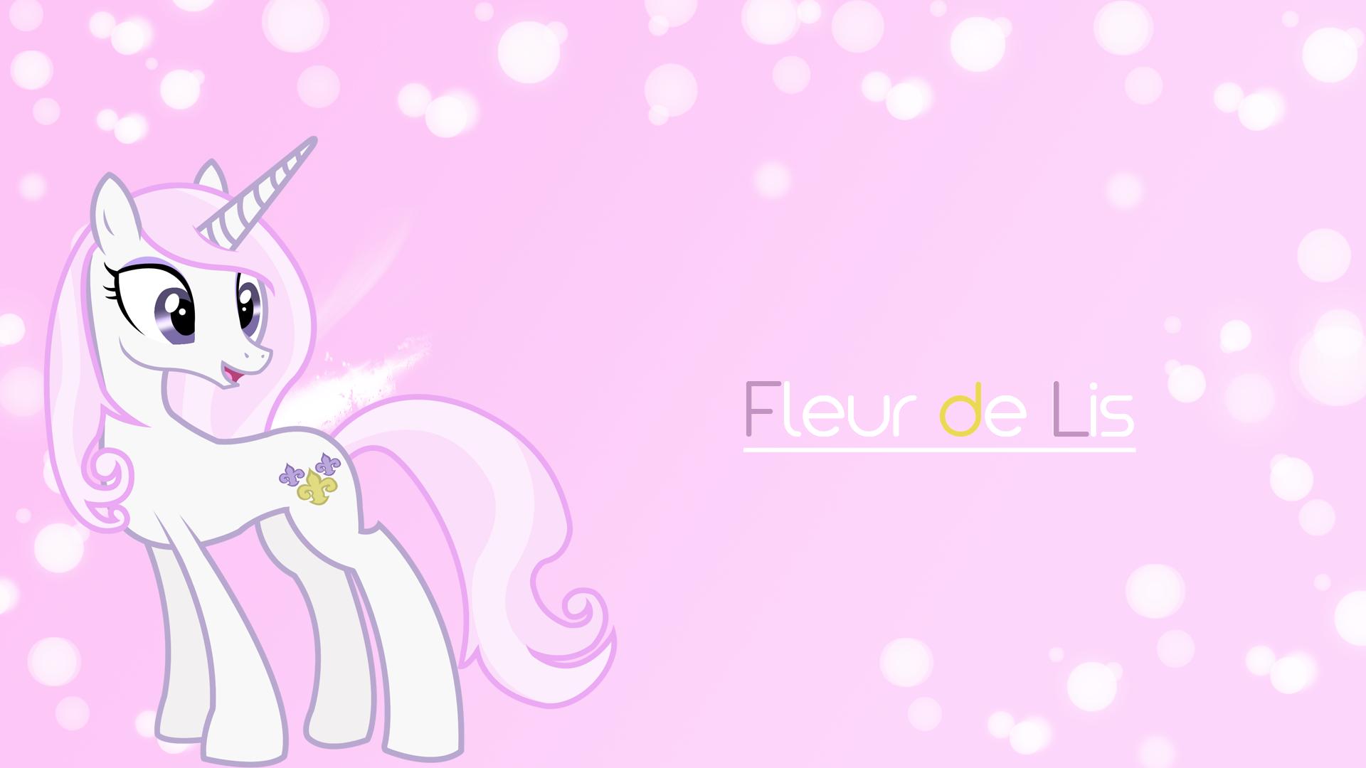 Fleur de Lis wallpaper by sorata-daidouji and SoundmOtion