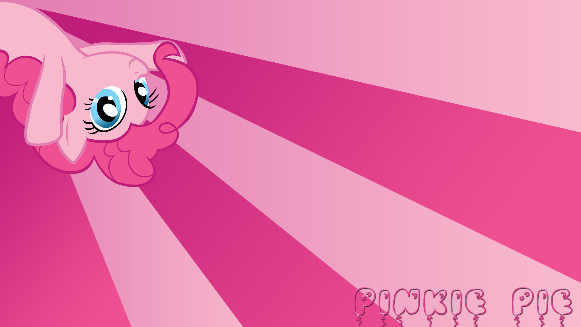 Pinkie Pie Wallpaper By Bluedragonhans And Dropletx1 My Little