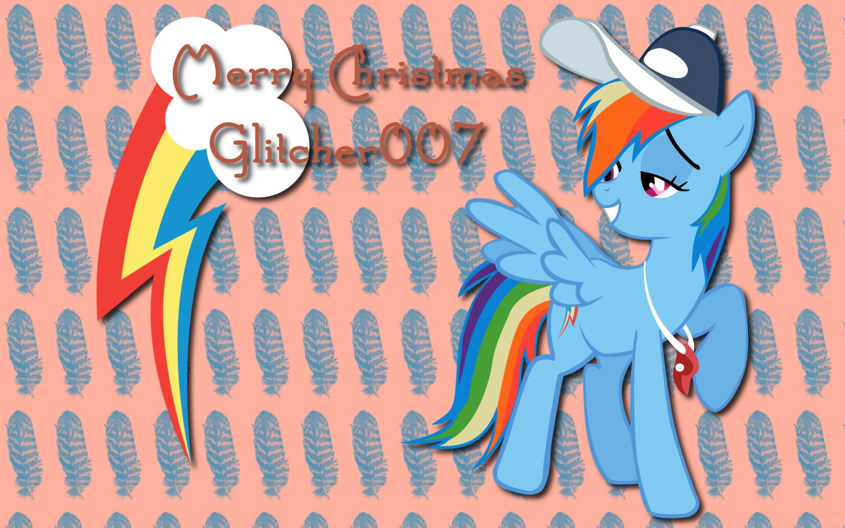 Secret Santa Rainbow Dash WP by AliceHumanSacrifice0, ooklah and Somepony
