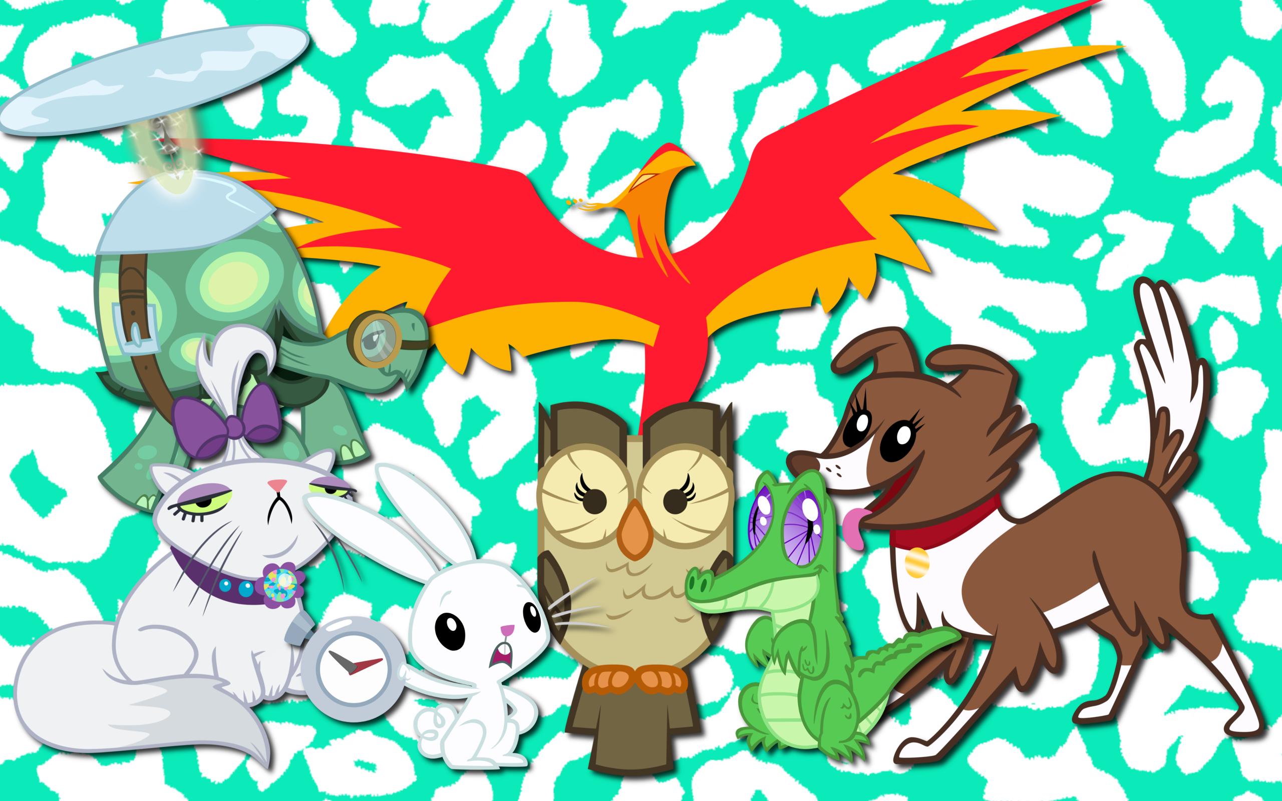 Pets are Magic WP by AliceHumanSacrifice0, AtomicGreymon and Shelmo69