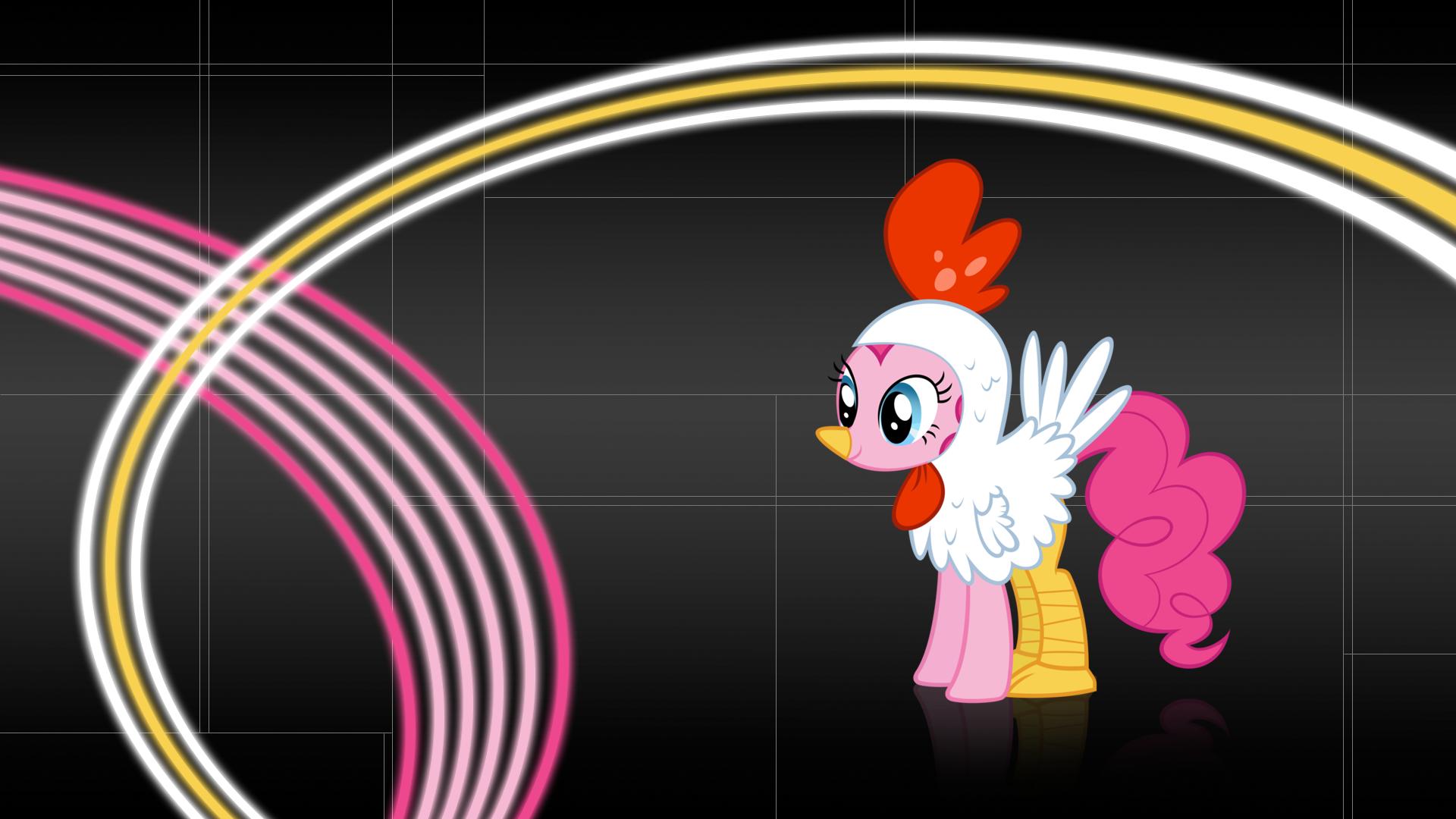 Chicken Pinkie NN BG by KeinZantezuken and SirPayne