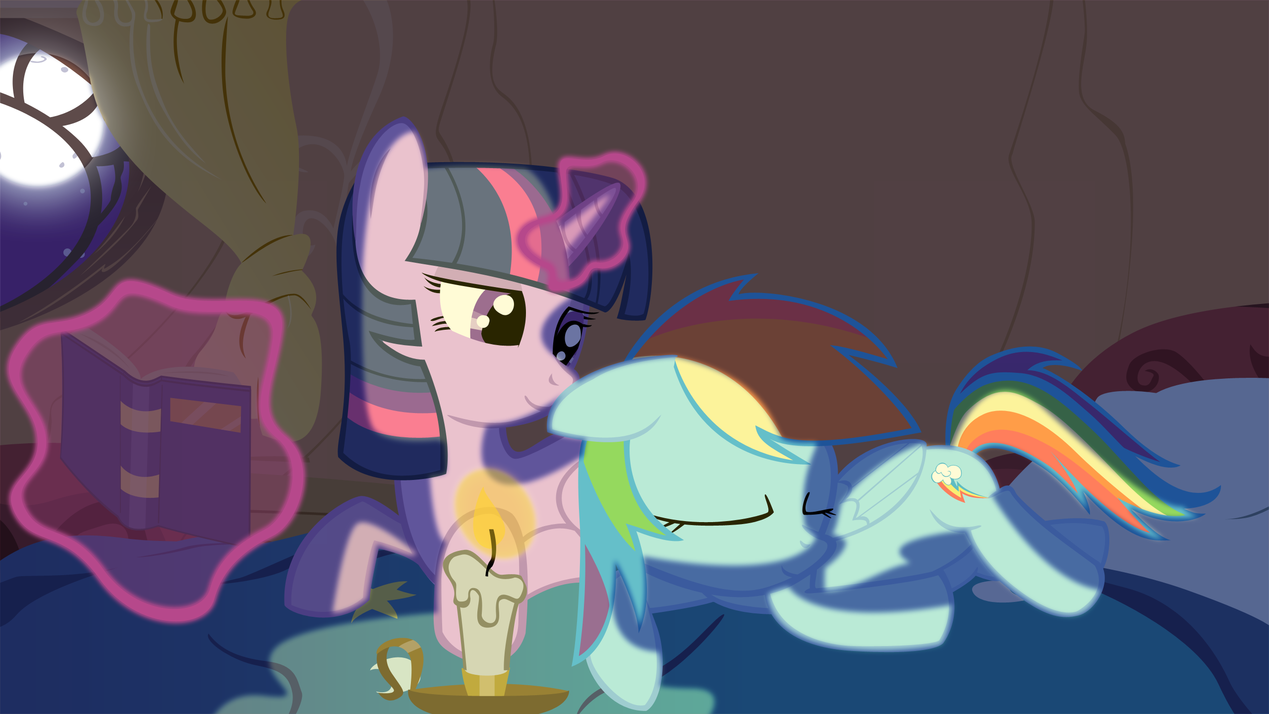 Sleepy Time by Somepony and SpeccySY