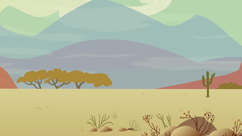 Desert Background By Jrrhack Cartoon Hangover My Little