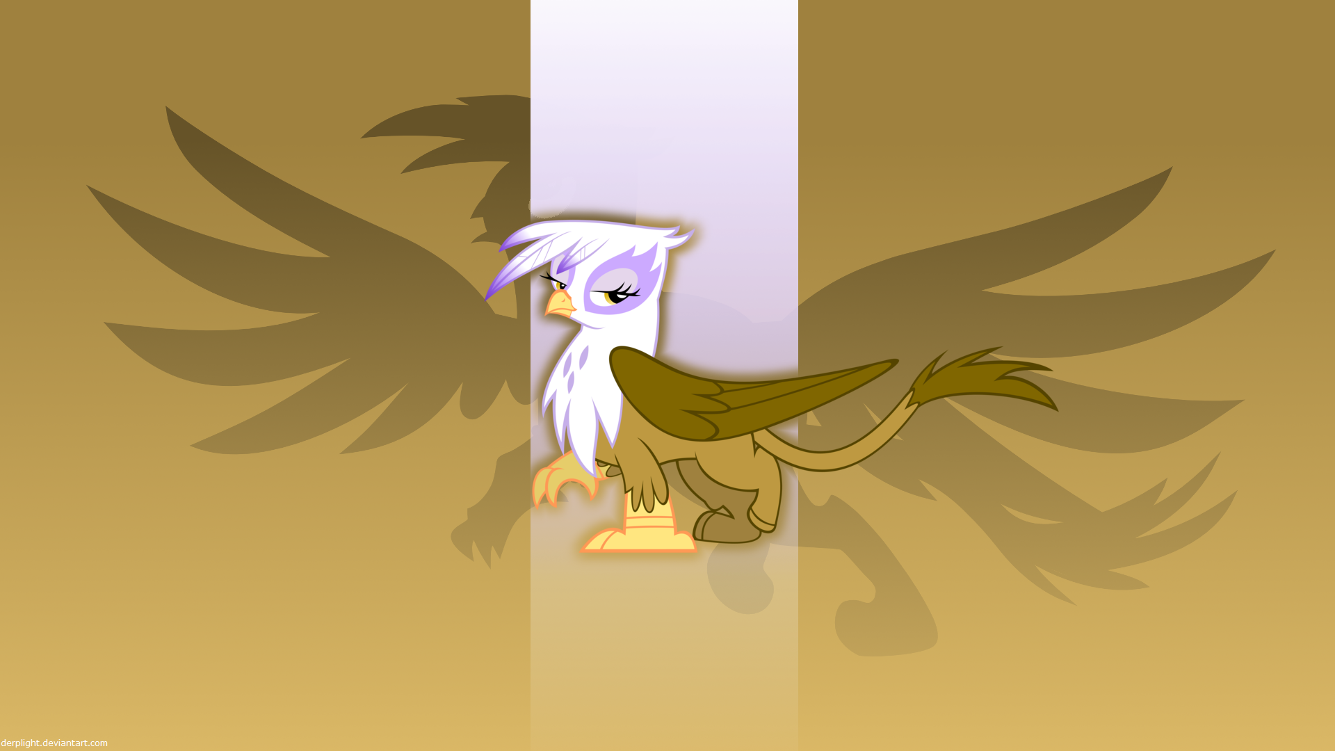 Gilda Wallpaper by AbrotherM, DerpLight and Peachspices