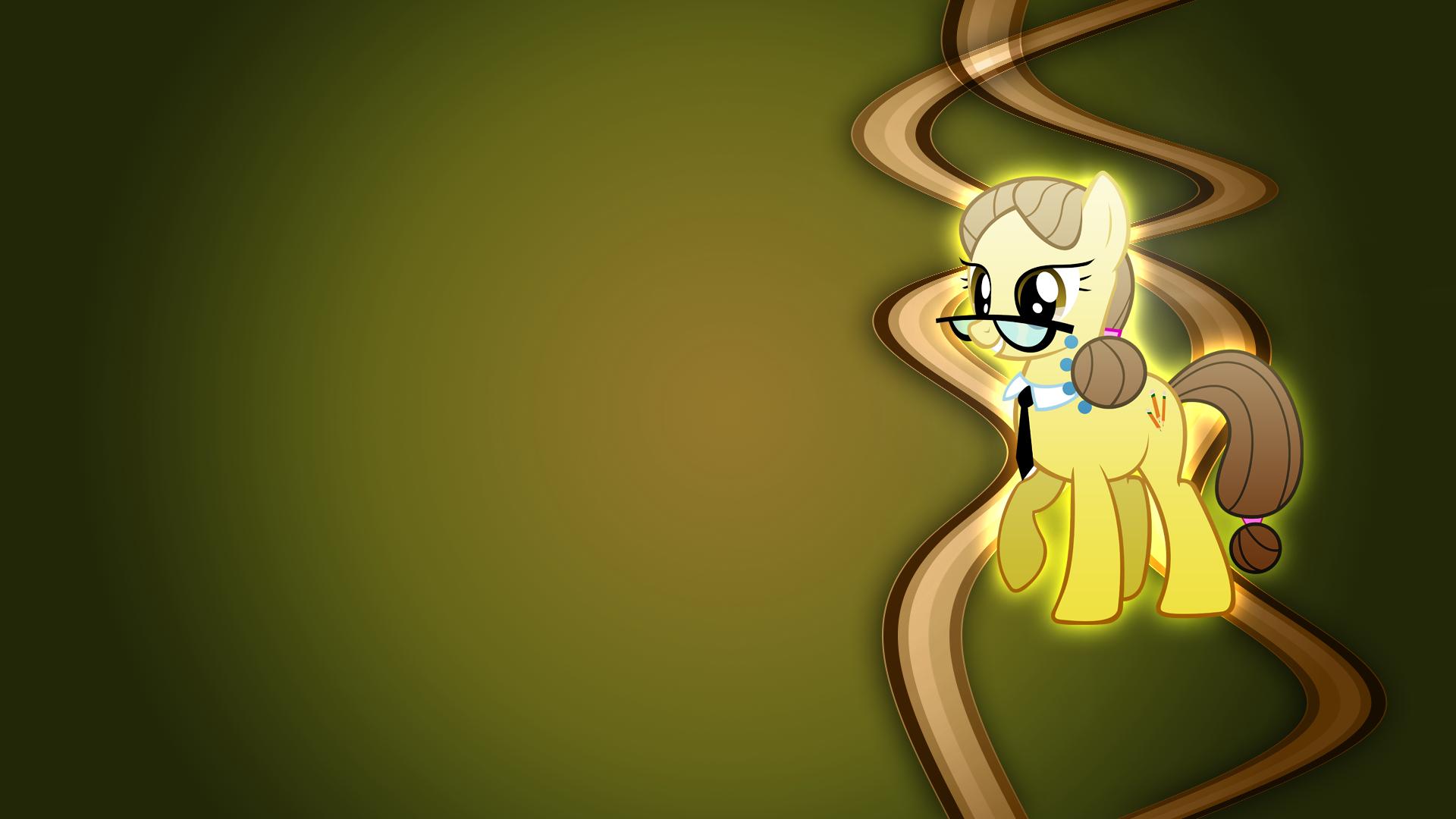 BG Ponies - Pony Teacher by Episkopi and Peachspices