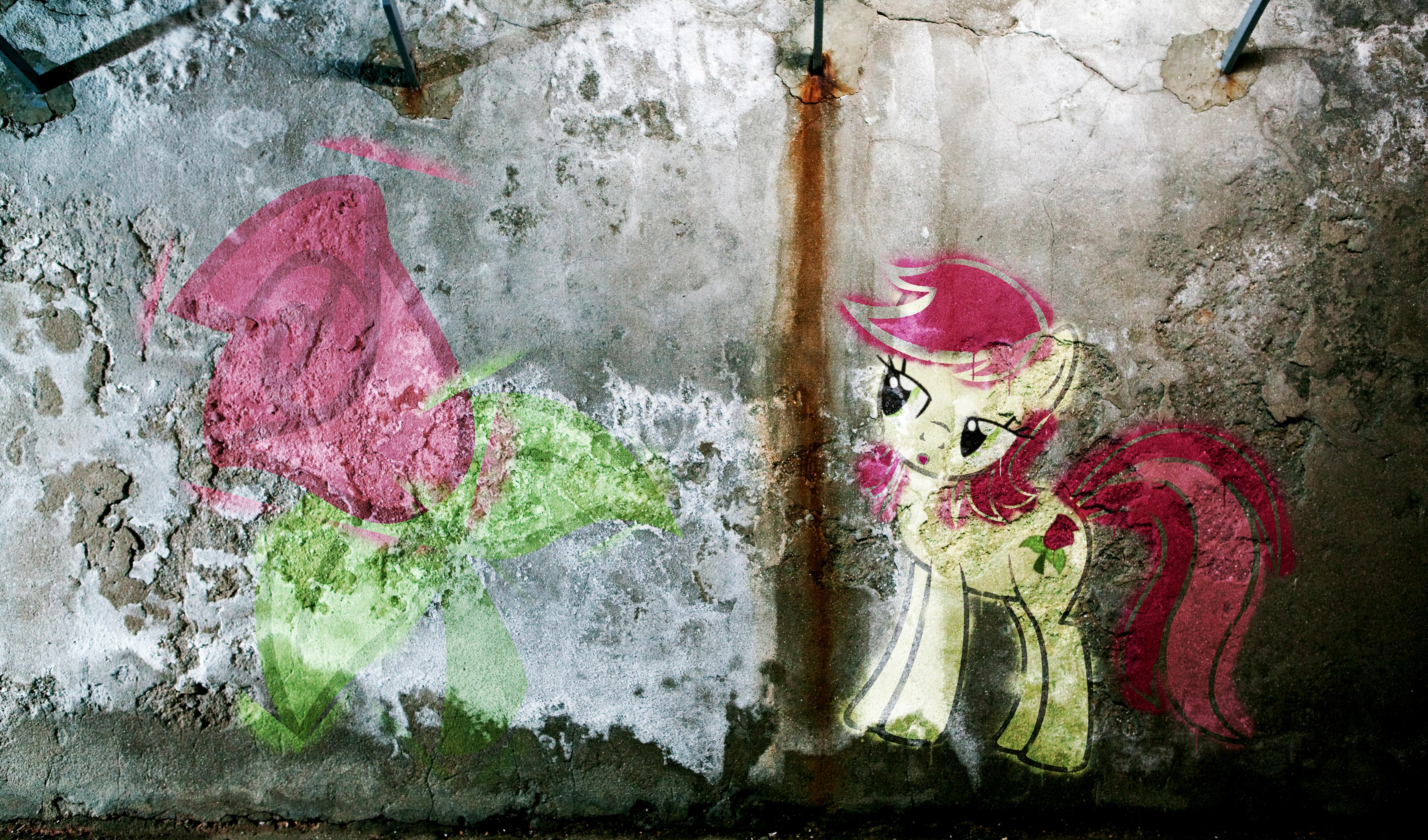 SP Roseluck Wallpaper by InternationalTCK