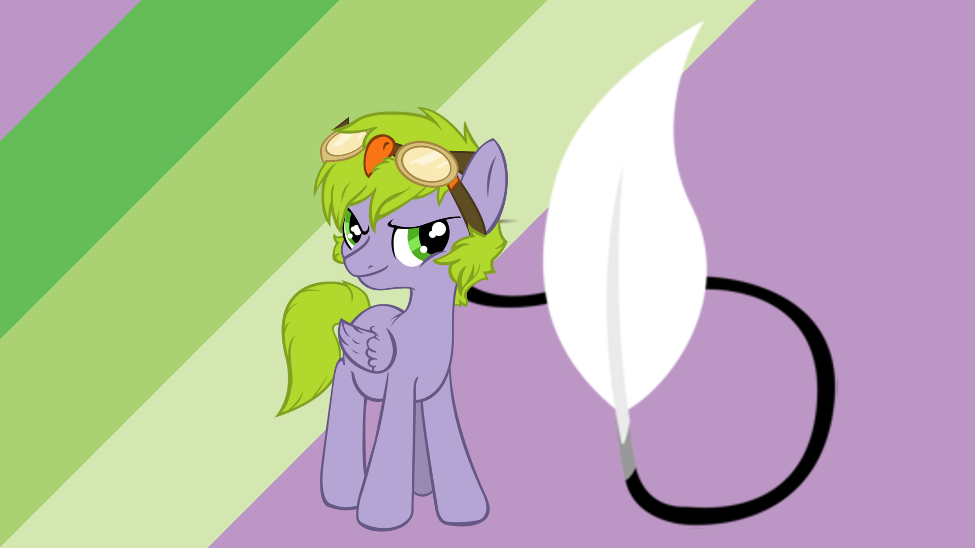 Minimalist Wallpaper 42.5: Spike -Pony- by A-Ponies-Love, Episkopi and Softfang