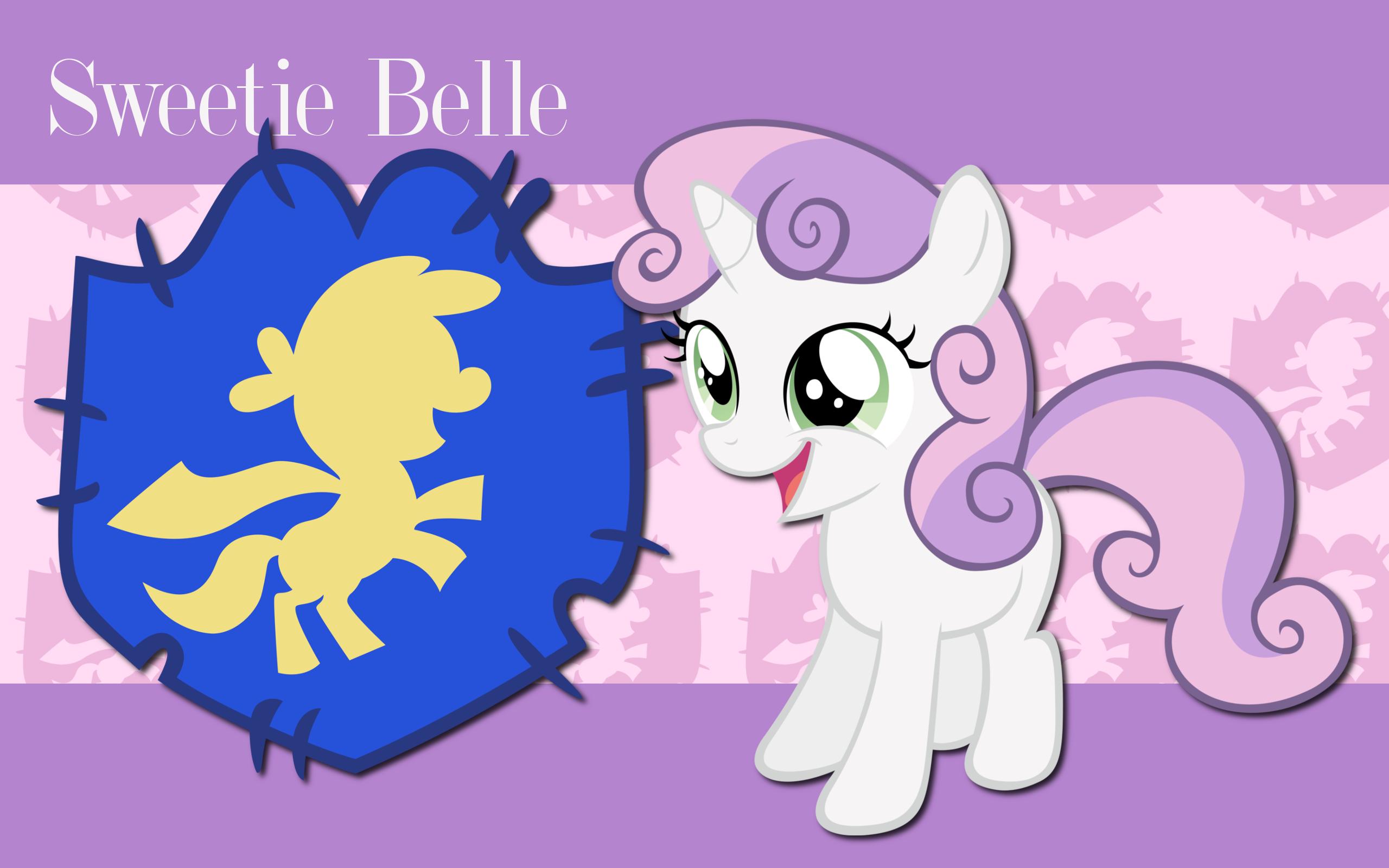 Sweetie Belle WP 3 by AliceHumanSacrifice0, AtomicGreymon and RyantheBrony