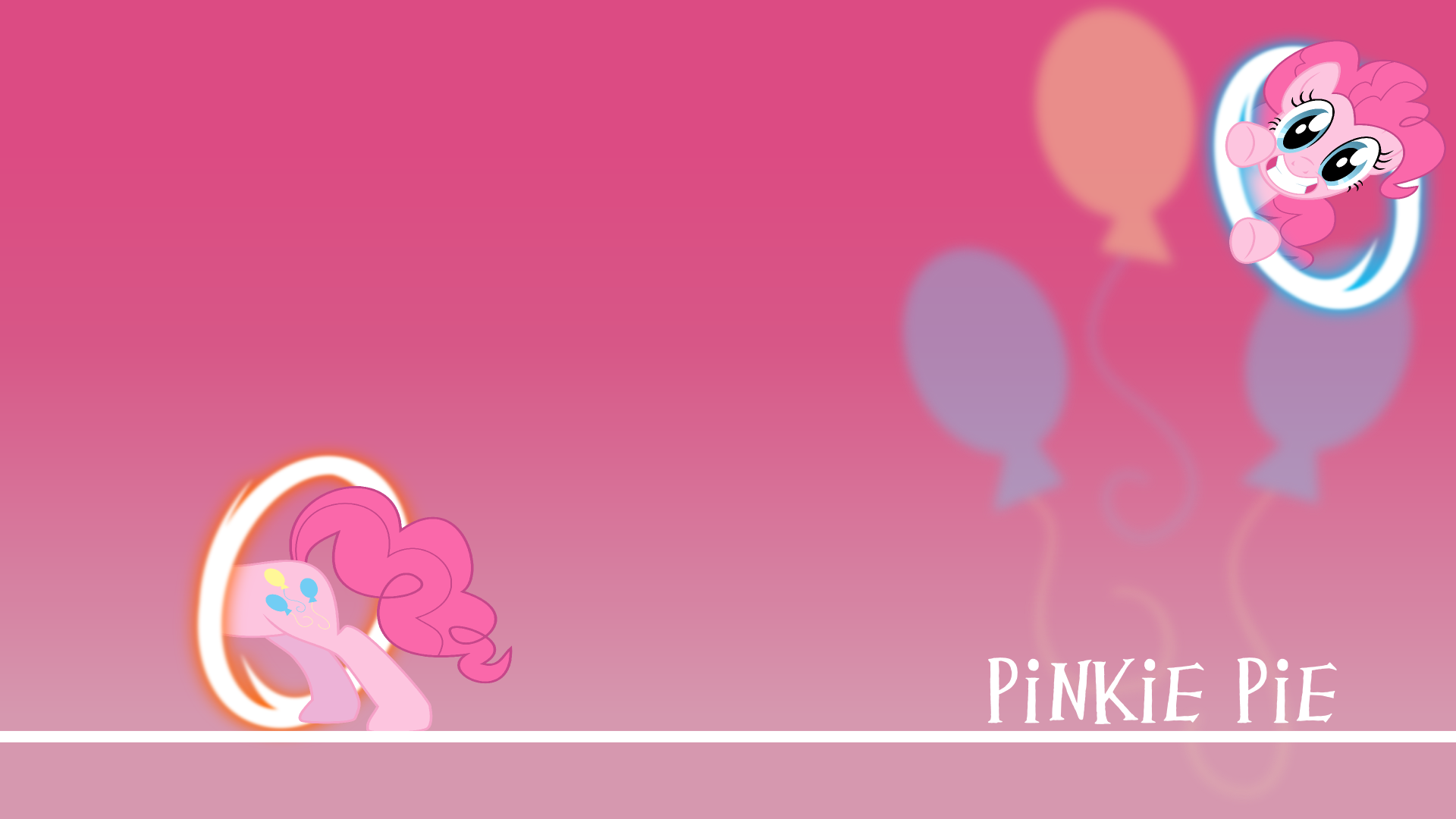 Pinkie Pie Portal WP by BlackGryph0n and Mac3030