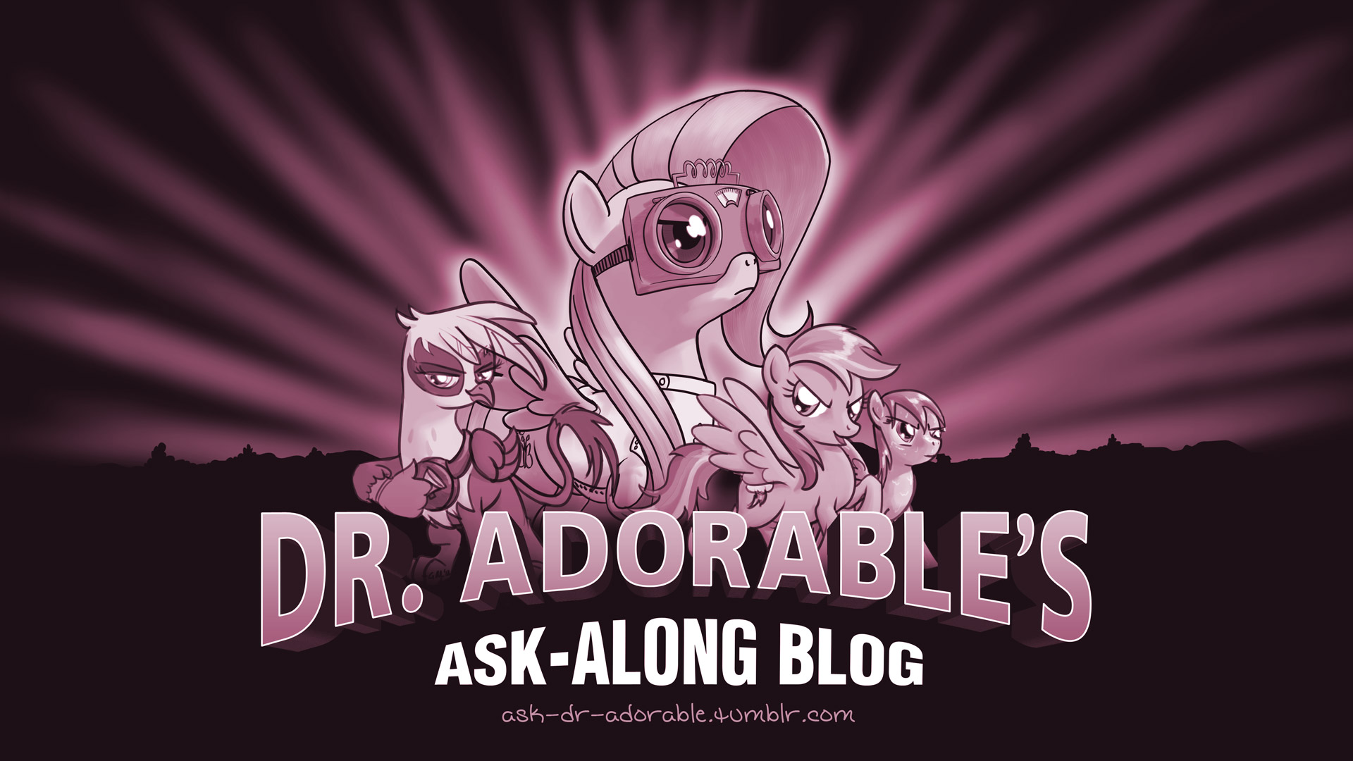 Dr. Adorable wallpaper by GiantMosquito