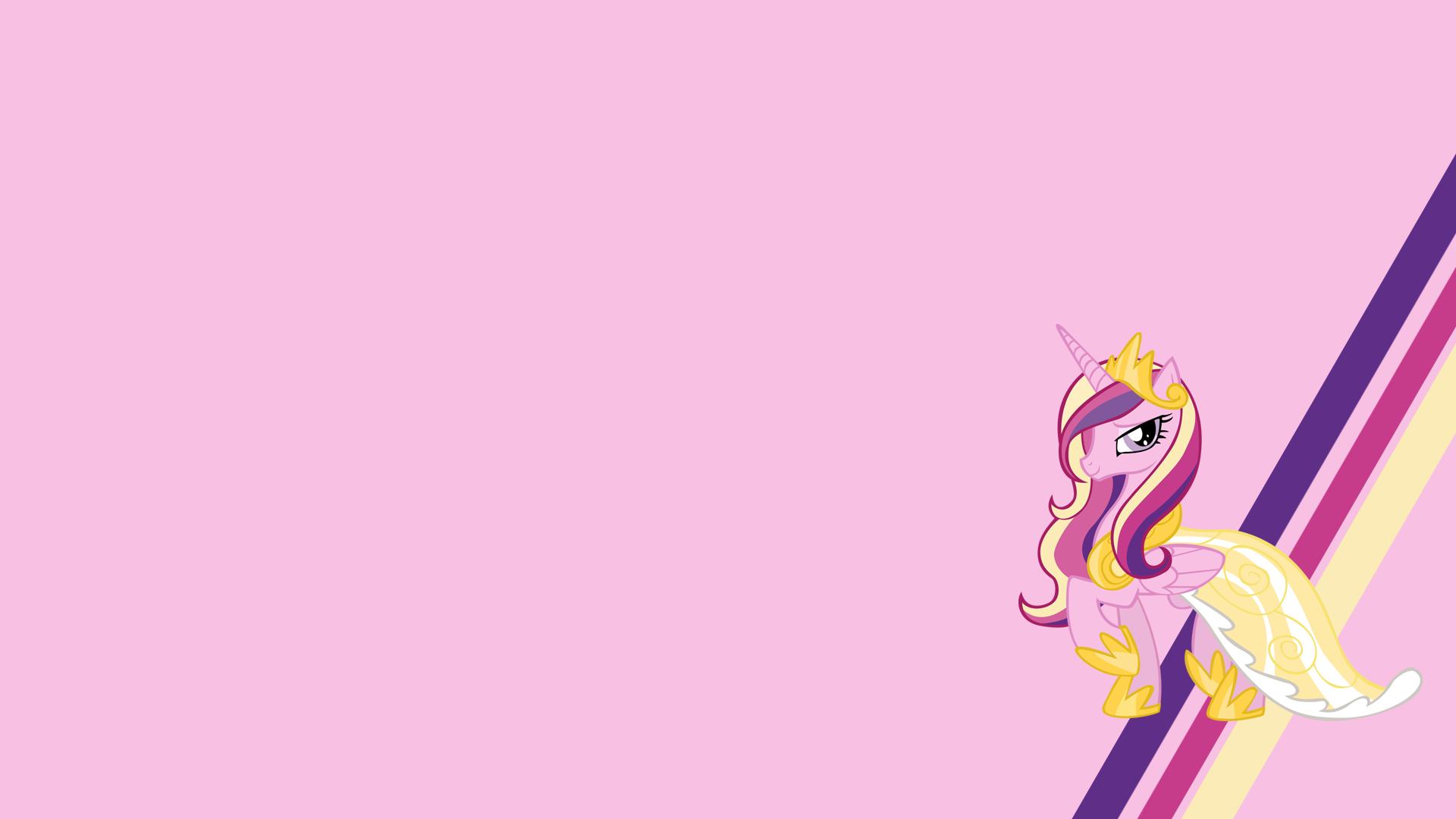 Princess Cadence Wallpaper by NinjaBaby2099