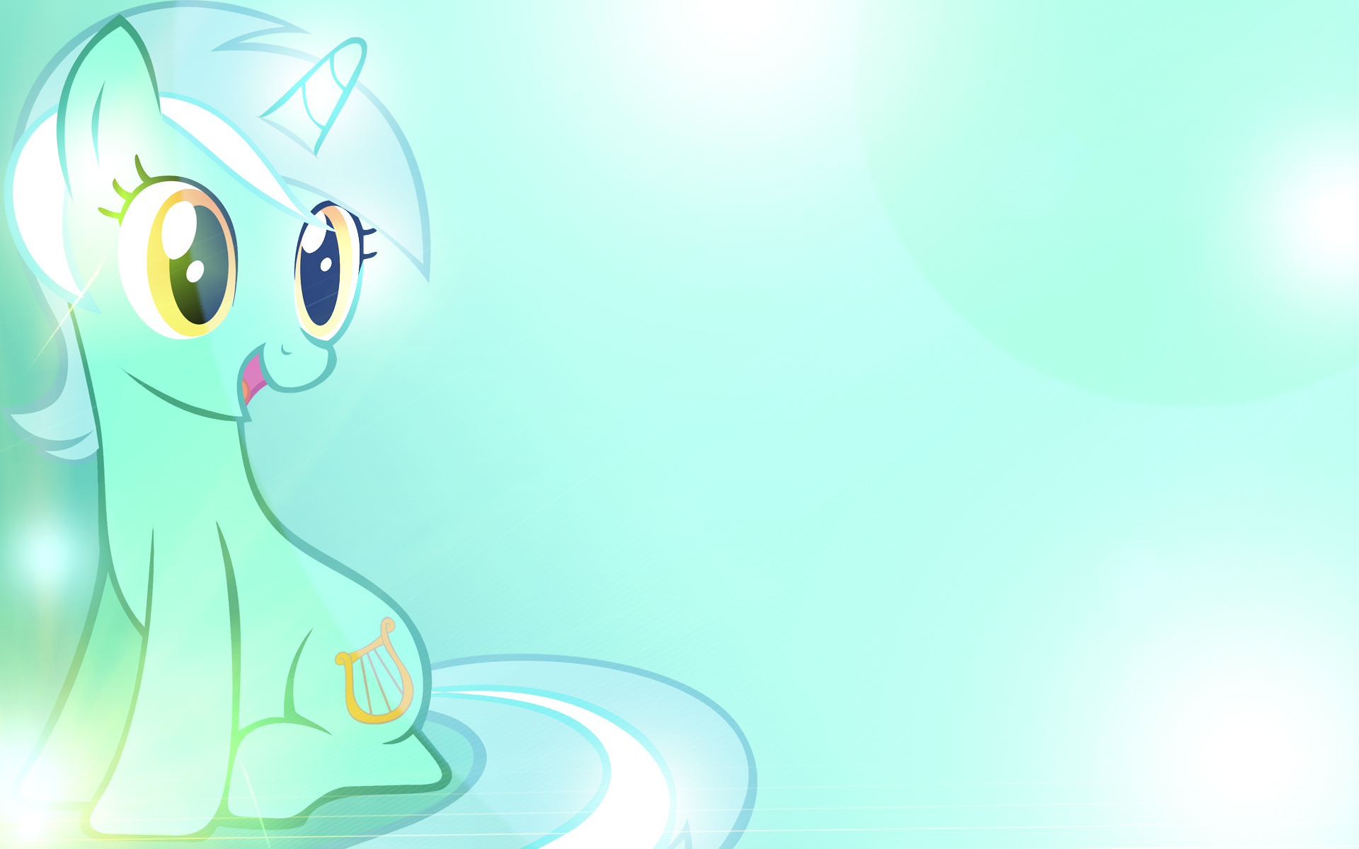 Wallpaper: Lyra by Bommster and Kna
