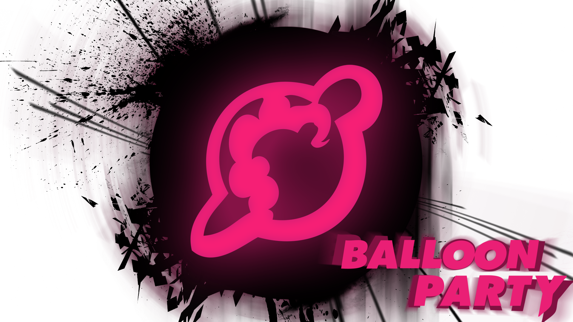 Balloon PARTY - Official Wallpaper 2 by owlet57