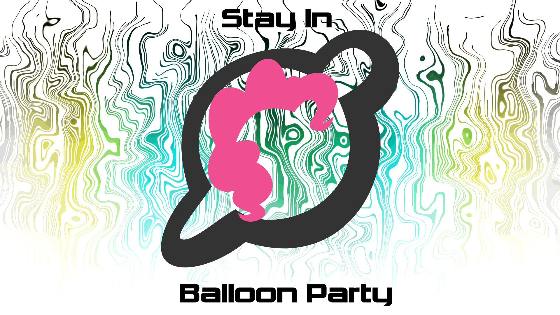 Balloon Party Wallpaper 4! by D3ADKi113R