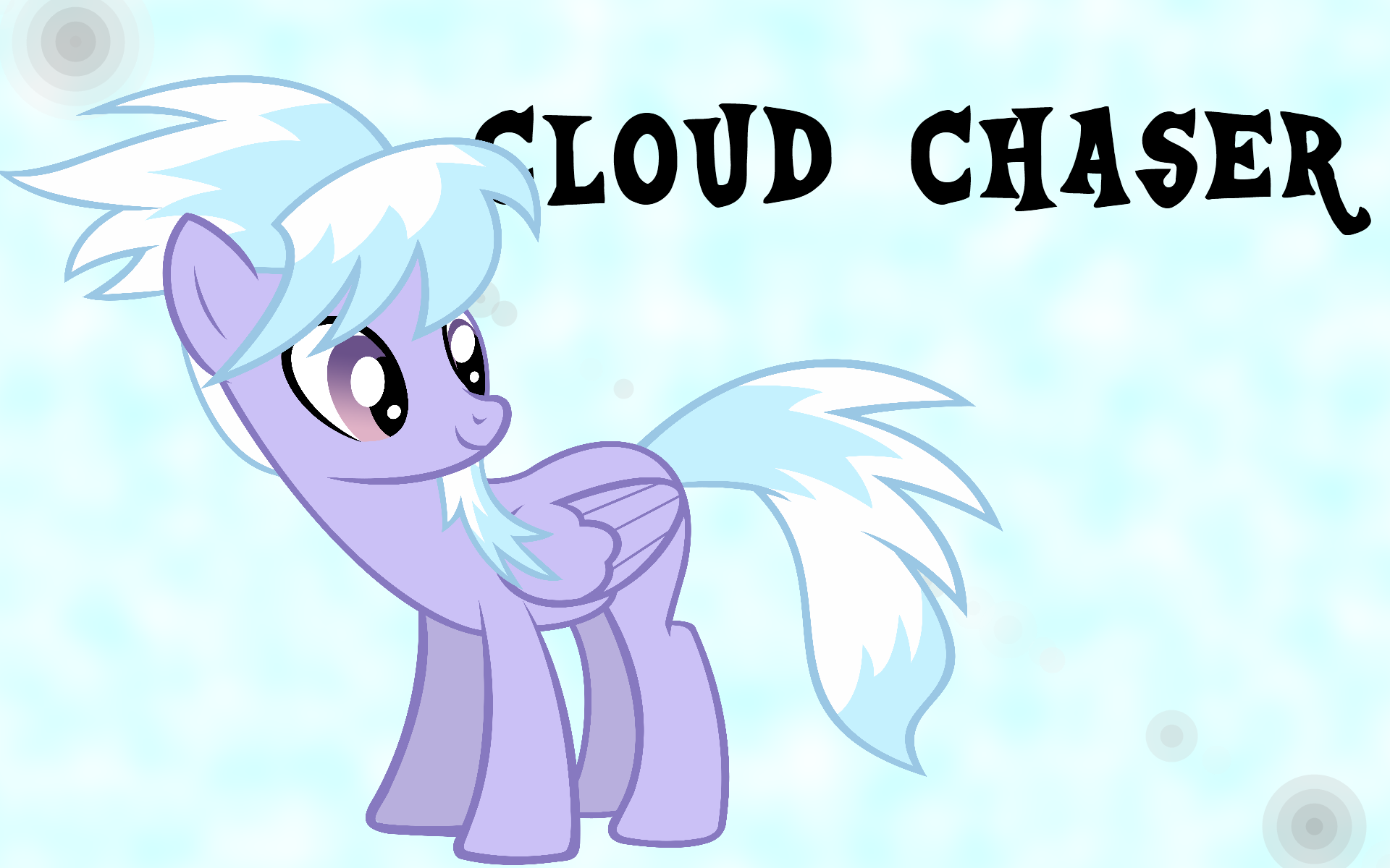 Cloud Chaser Wallpaper by D3ADKi113R