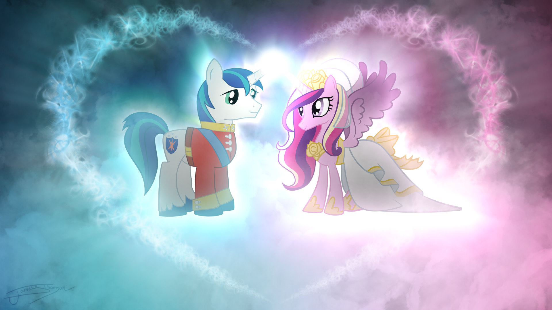 Love is In Bloom by iBringThaZelc and Jamey4