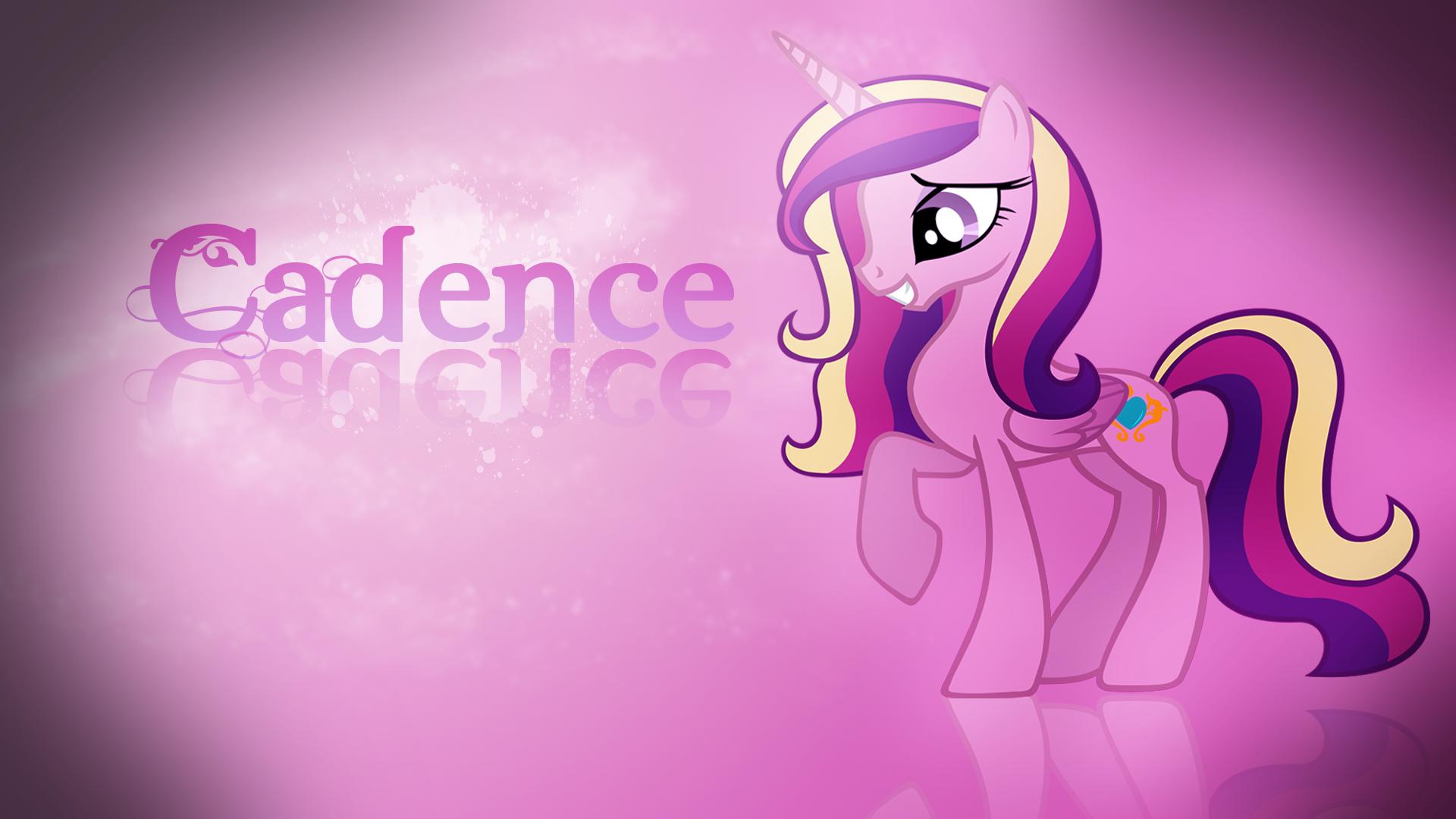 Princess Cadence Wallpaper by DraikJack and TygerxL