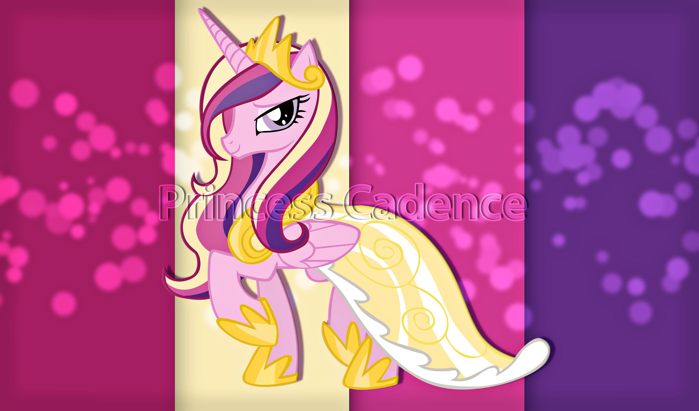 Princess Cadence Wallpaper by alanfernandoflores01