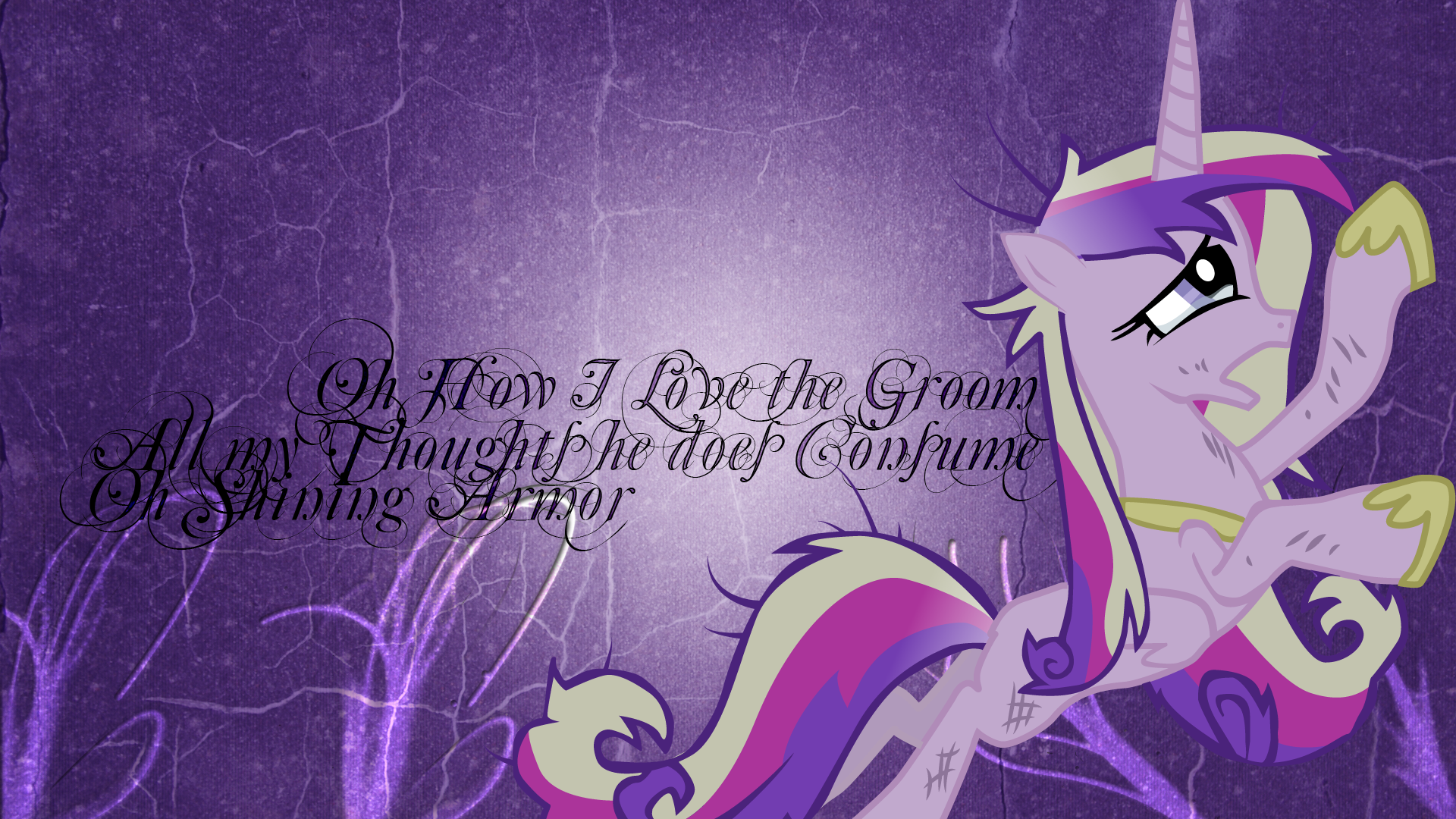 Oh How I love The Groom - Cadence WP by TakumoKatekari