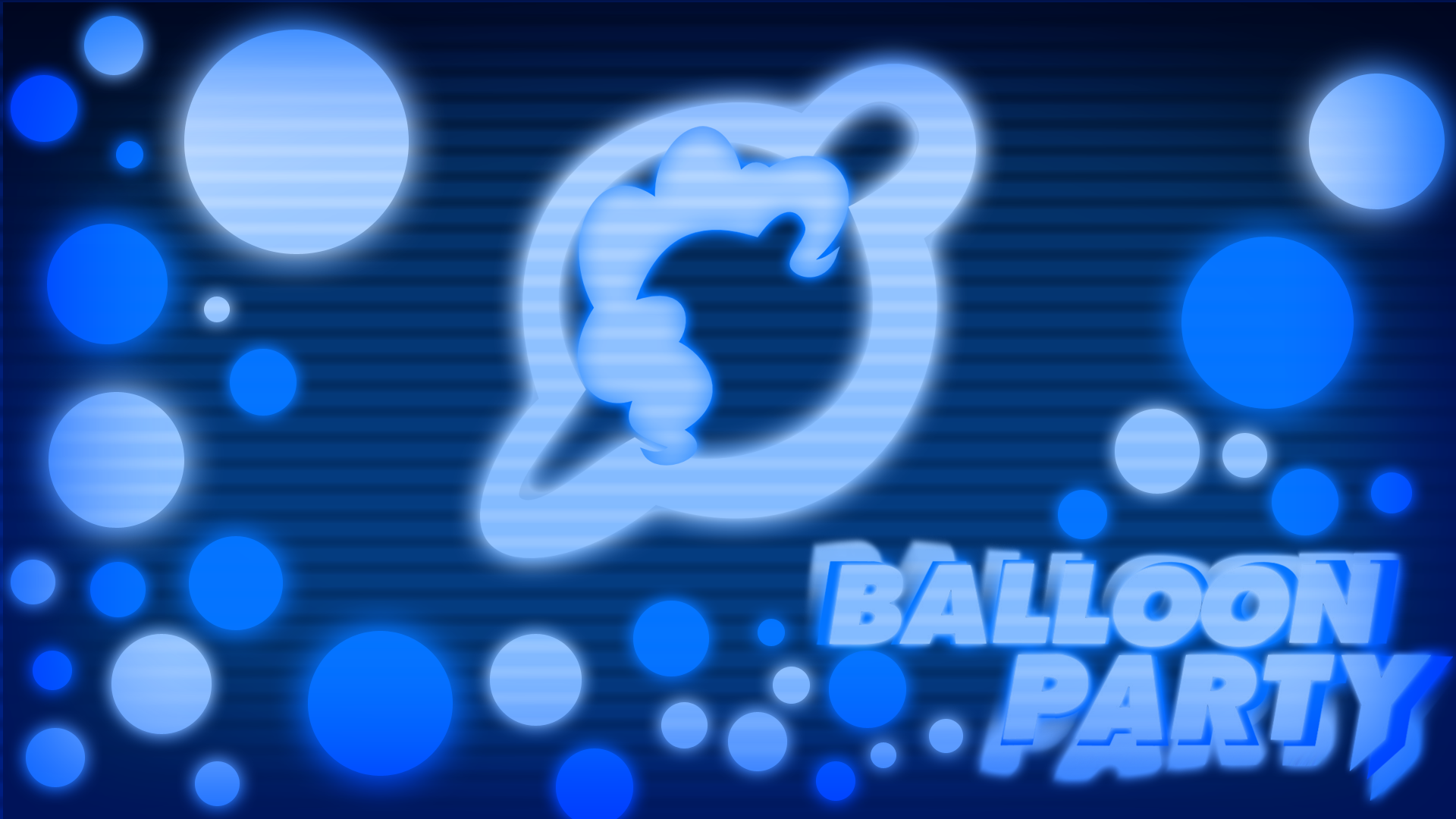 Balloon Party Speckles by KibbieTheGreat