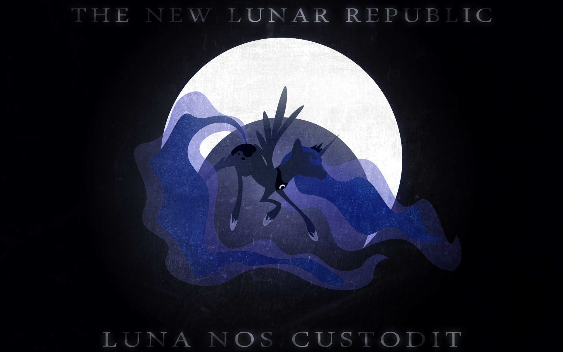 Luna + Celestia Wallpaper Compilation by Emkay-MLP