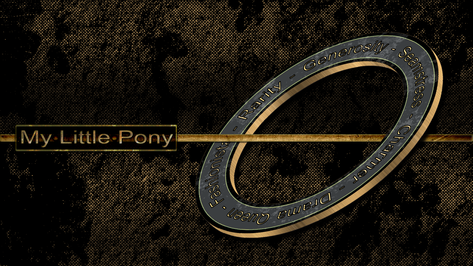 Rarity - Rust Ring by pims1978