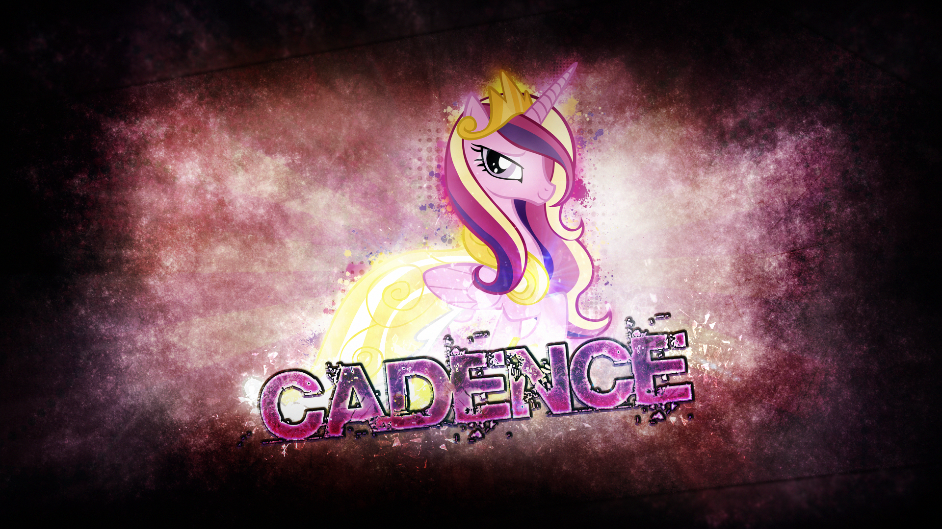 Wallpaper ~ Cadence. by Mackaged
