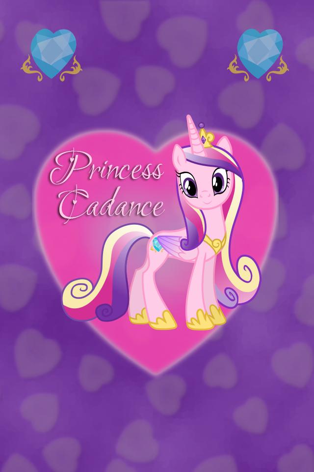 Princess Cadance Iphone by Tecknojock