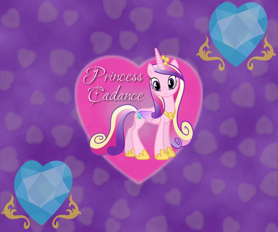 Princess Cadance Android 960x800 by Tecknojock