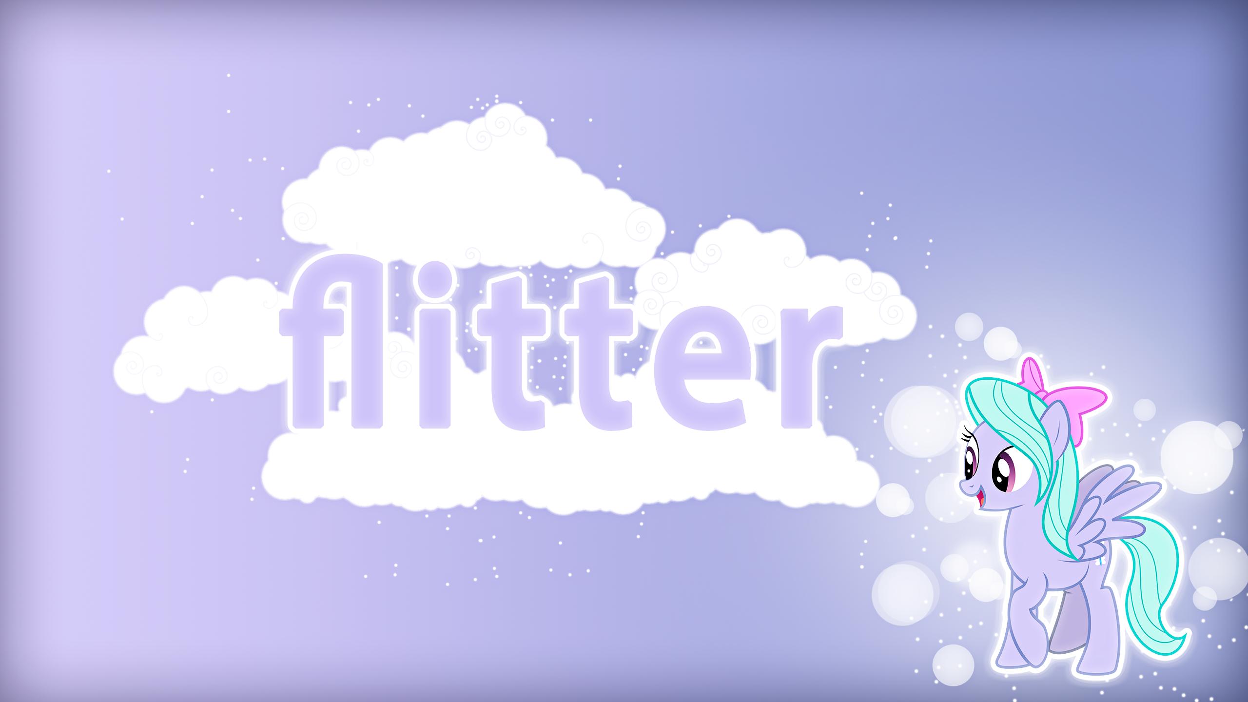 Flitter Wallpaper by alanfernandoflores01
