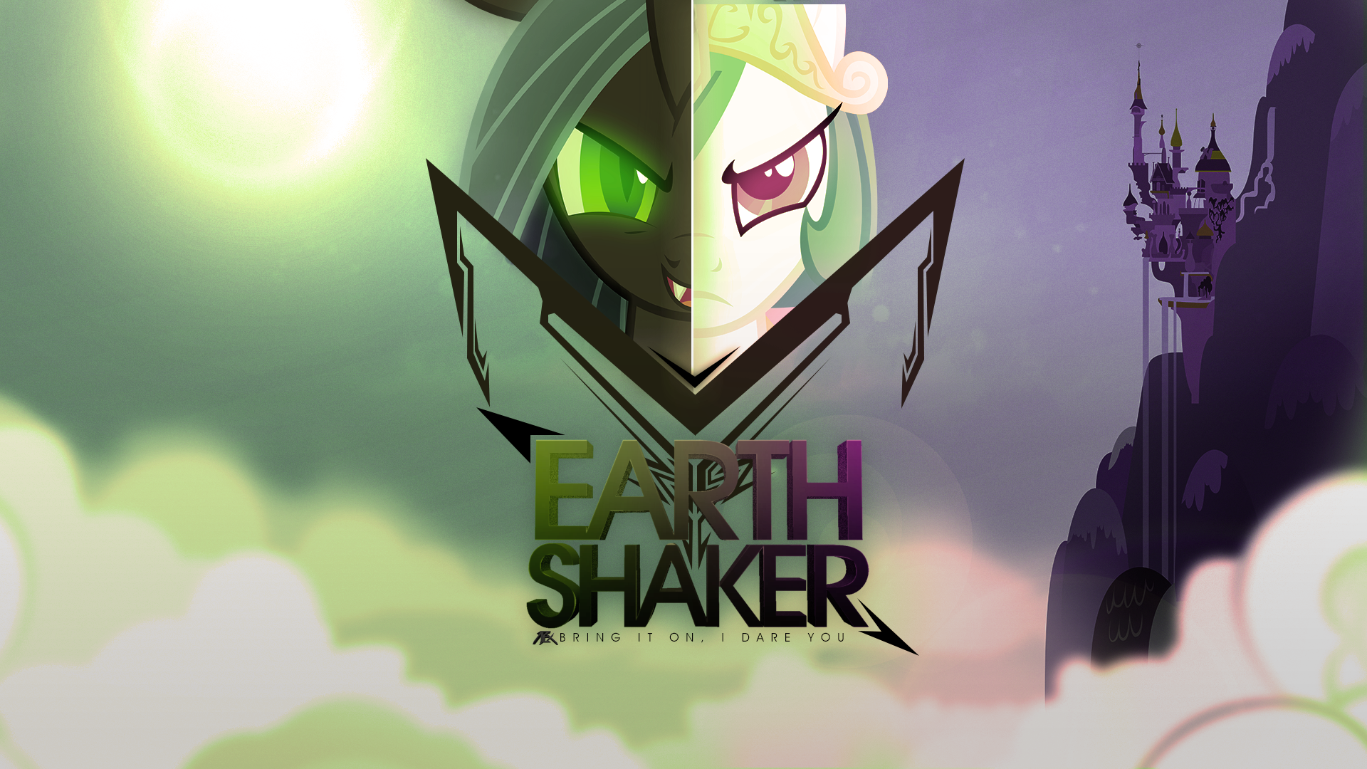 ApX: Earth Shaker by MikoyaNx