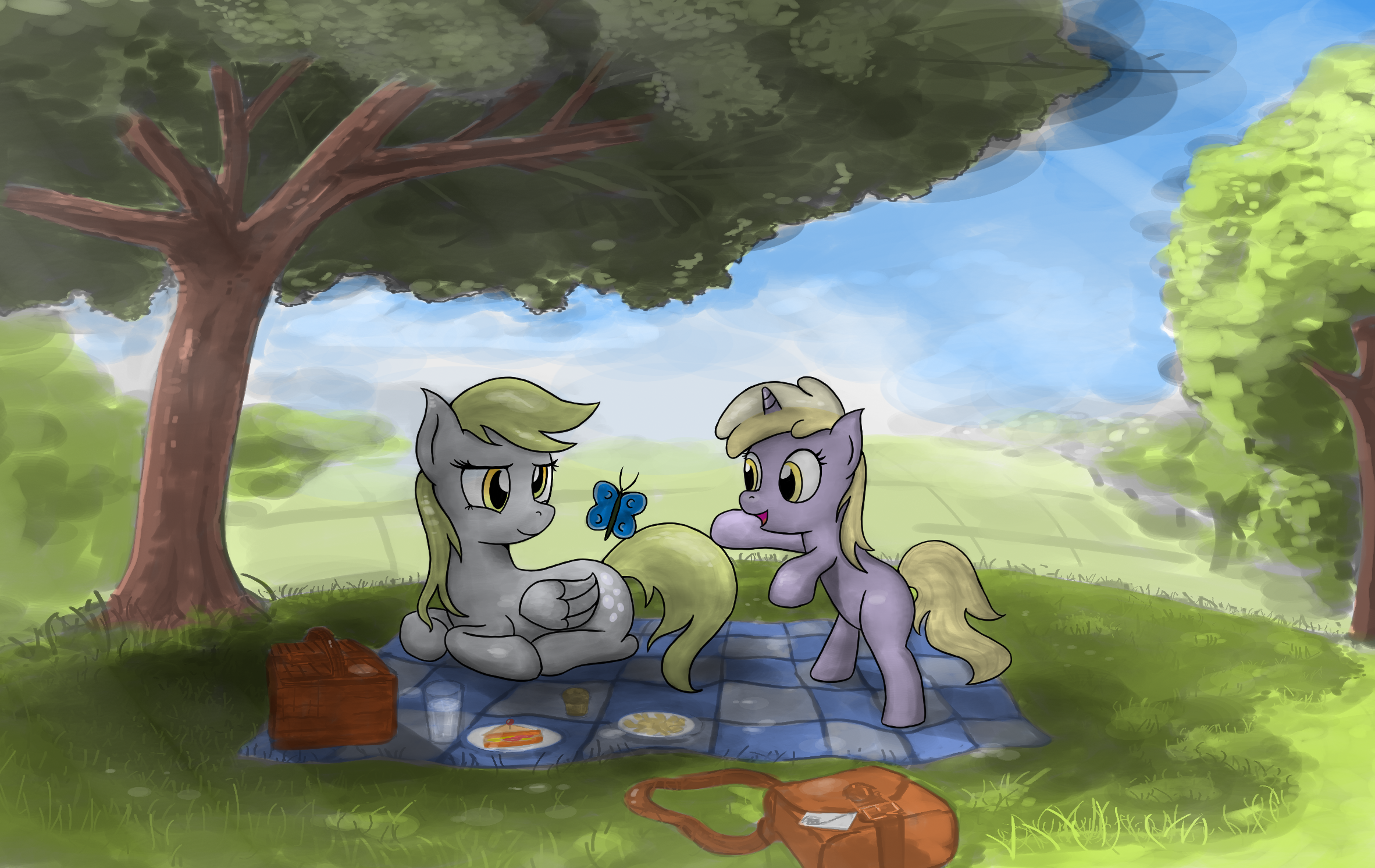 Junebug Answers - Request #2 by Pterocorn
