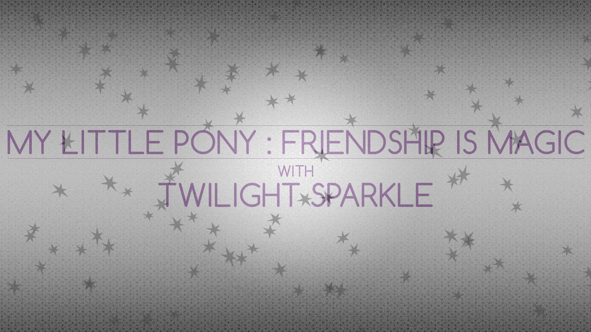 Gray Dot : Twilight Sparkle by pims1978