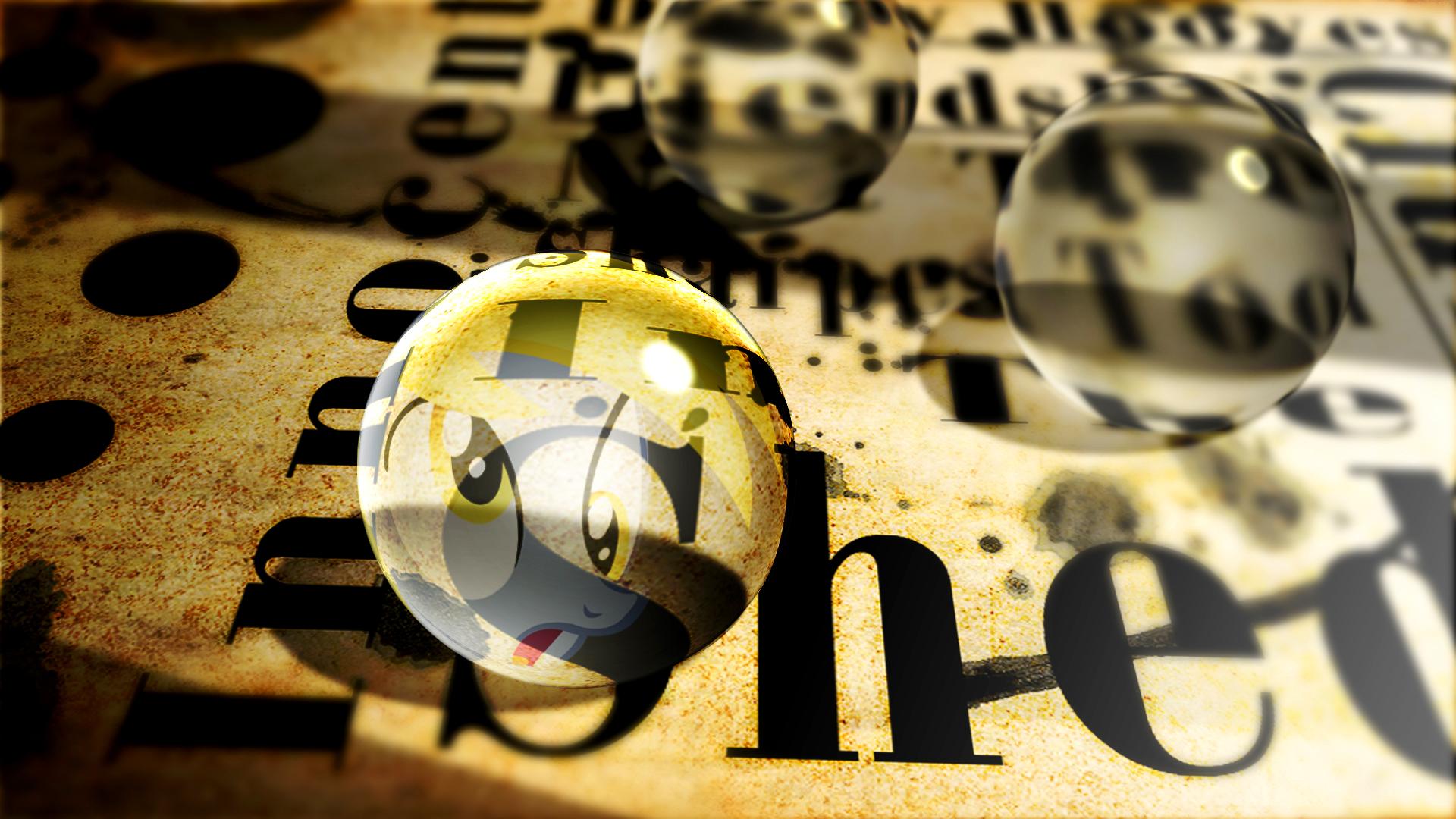 CB Derpy Hooves Wallpaper by InternationalTCK