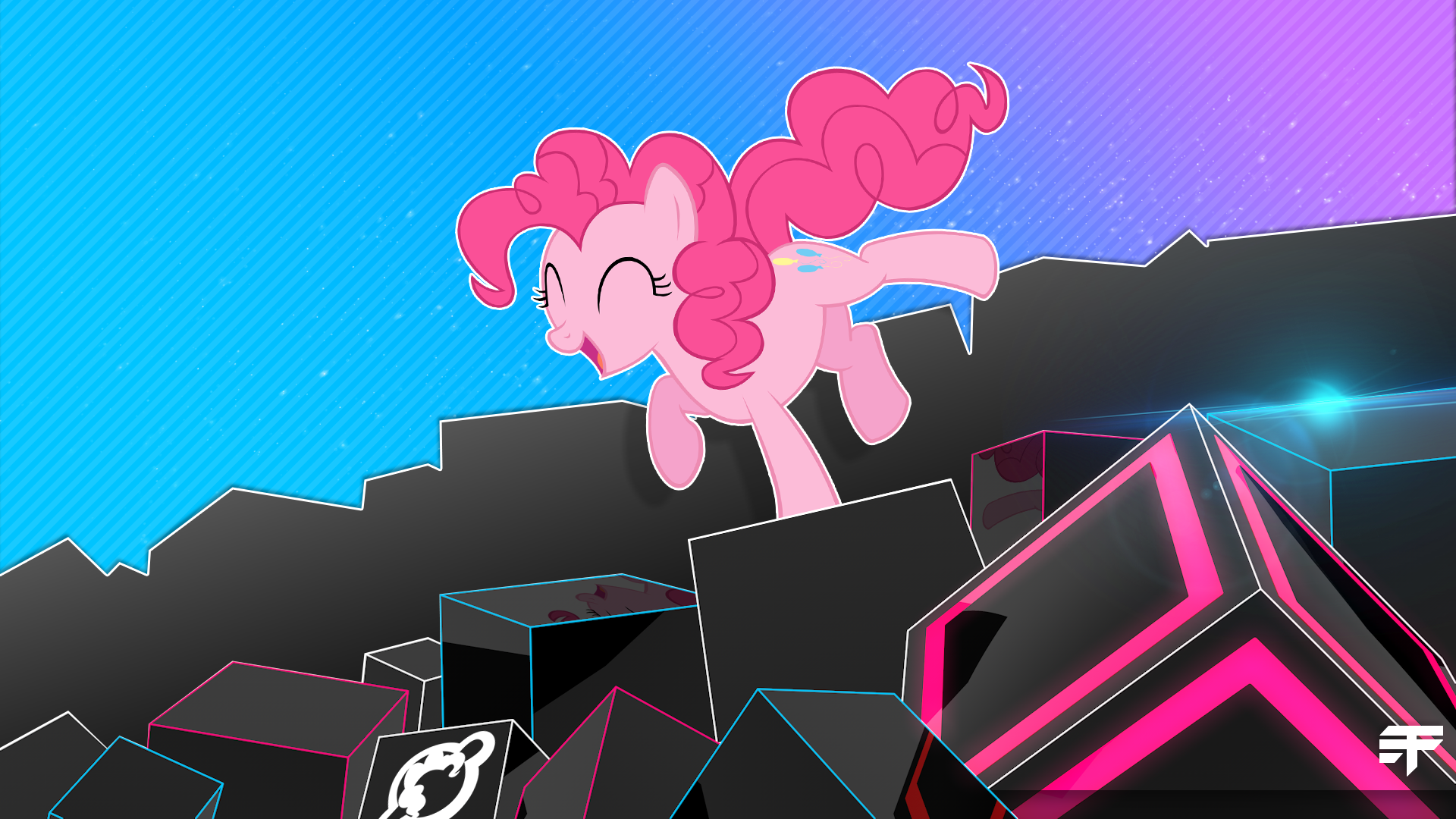 Block Party by EvoraFlux and Takua770