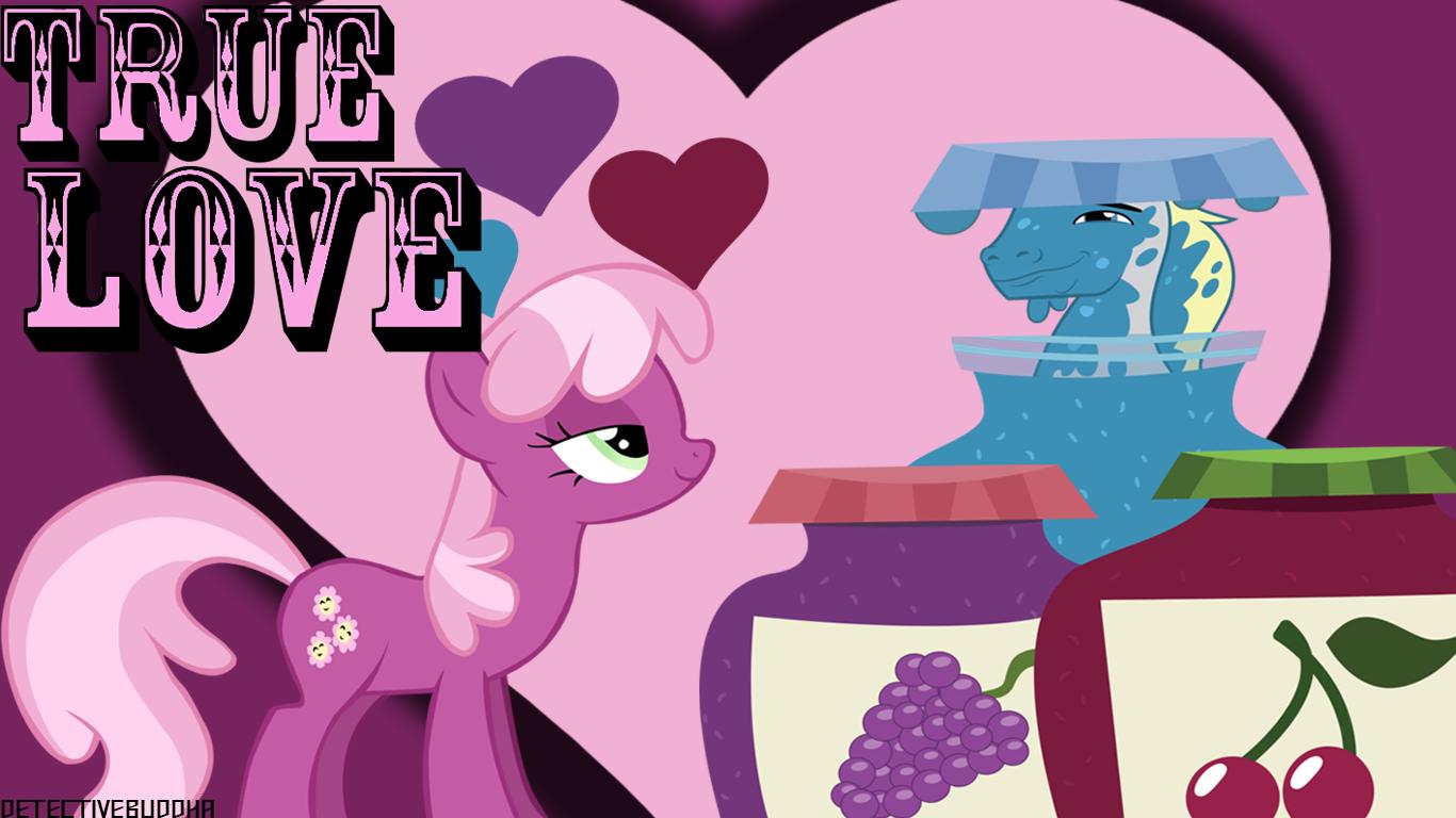 Cheerilee's true love by DetectiveBuddha