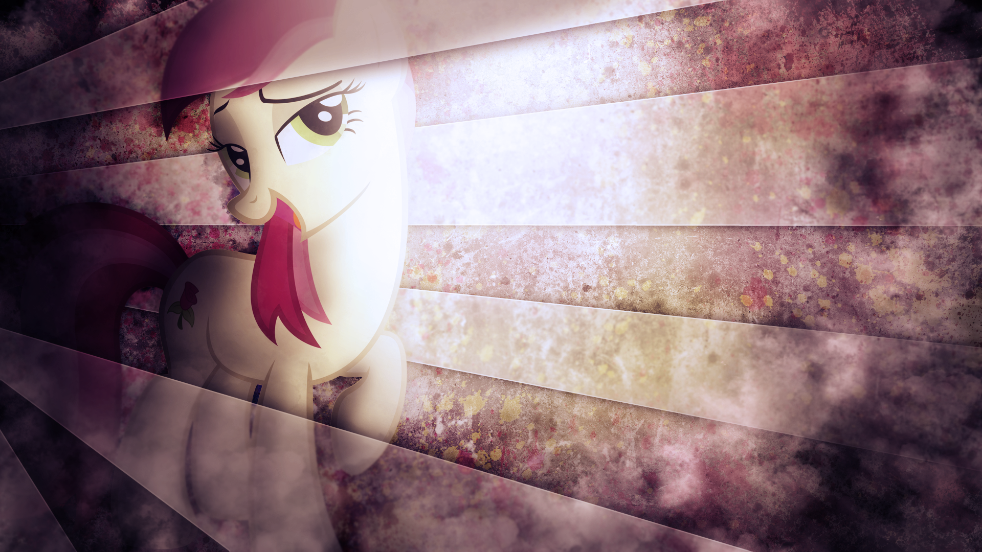 Roseluck by delectablecoffee and SandwichDelta