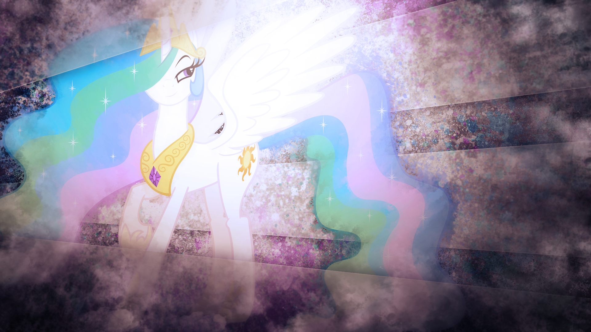 Princess of the Sun by SandwichDelta and Santafer
