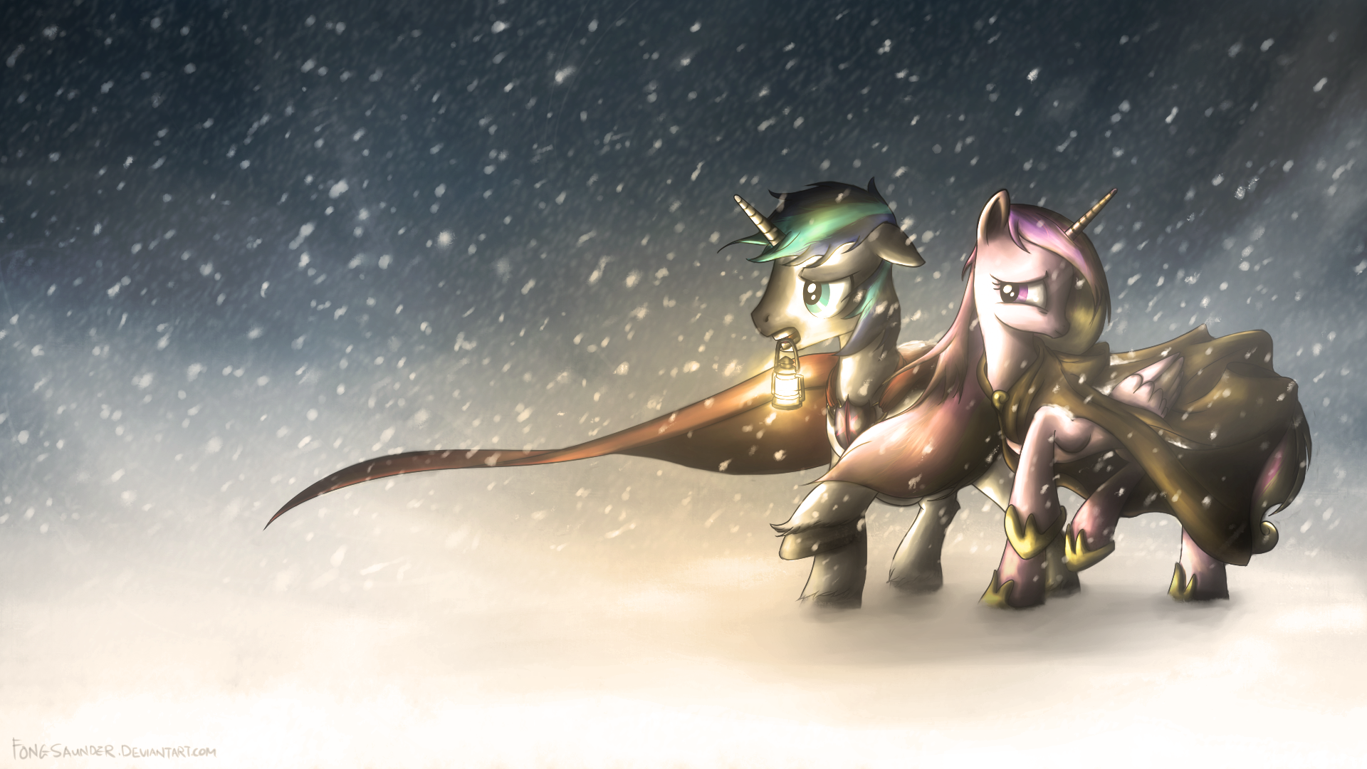 Through Any Kind of Weather by fongsaunder