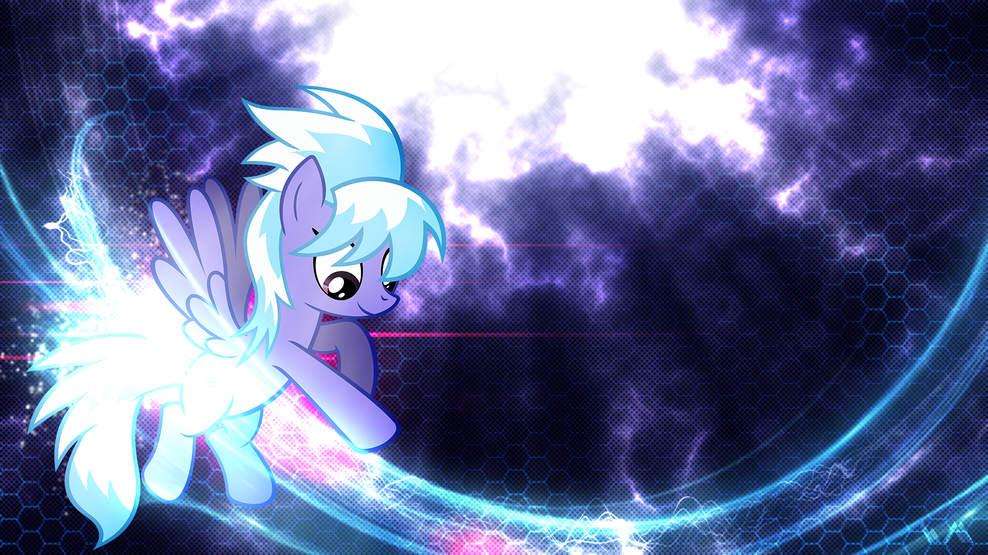 The Chase by MyLittlePinkieDash and WMill