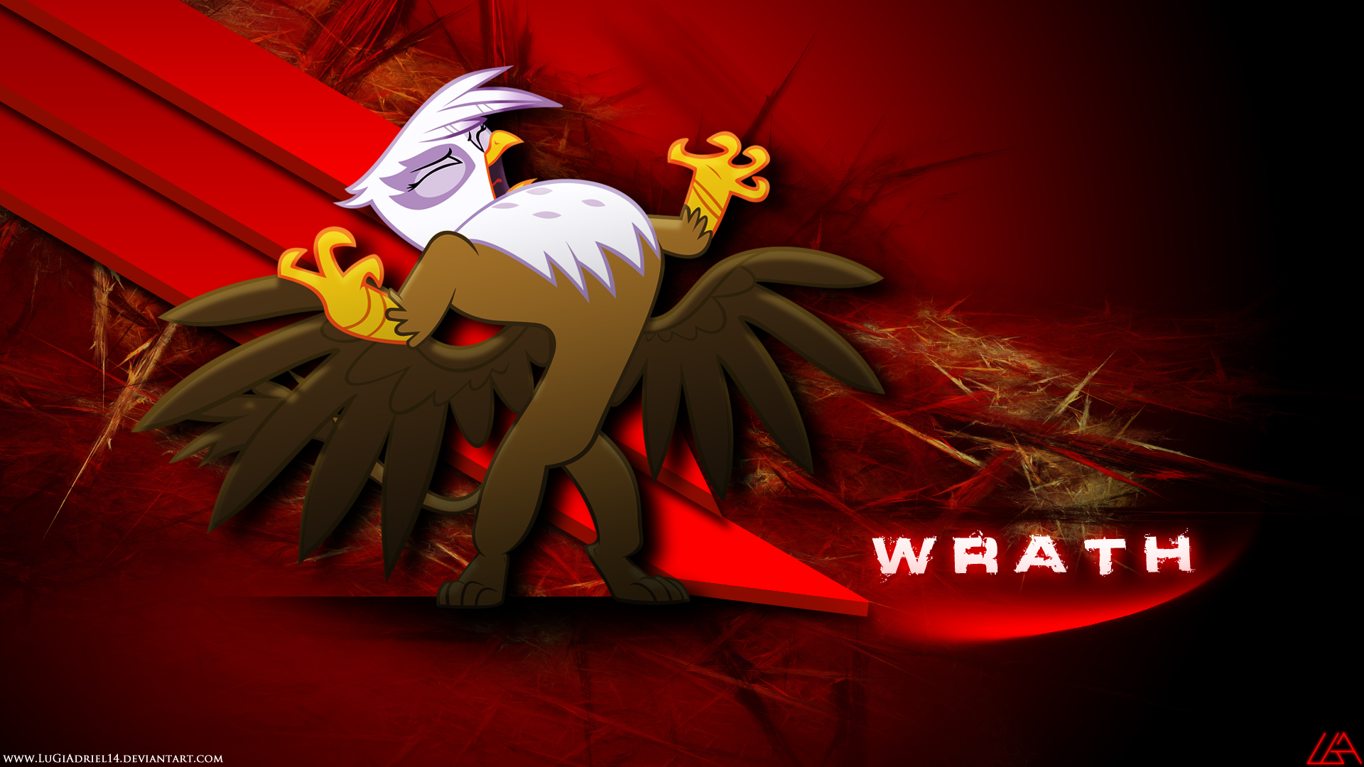 Wrath by LuGiAdriel14 and MUMEPR