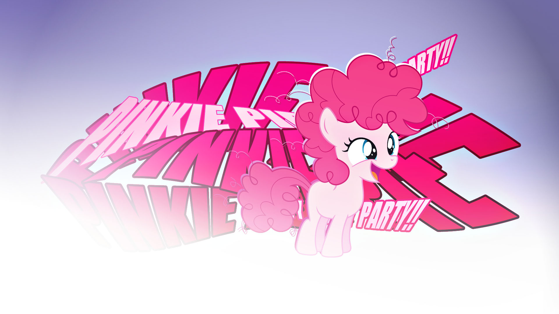 Pinkie Filly Party by Hawk9mm and Xtrl