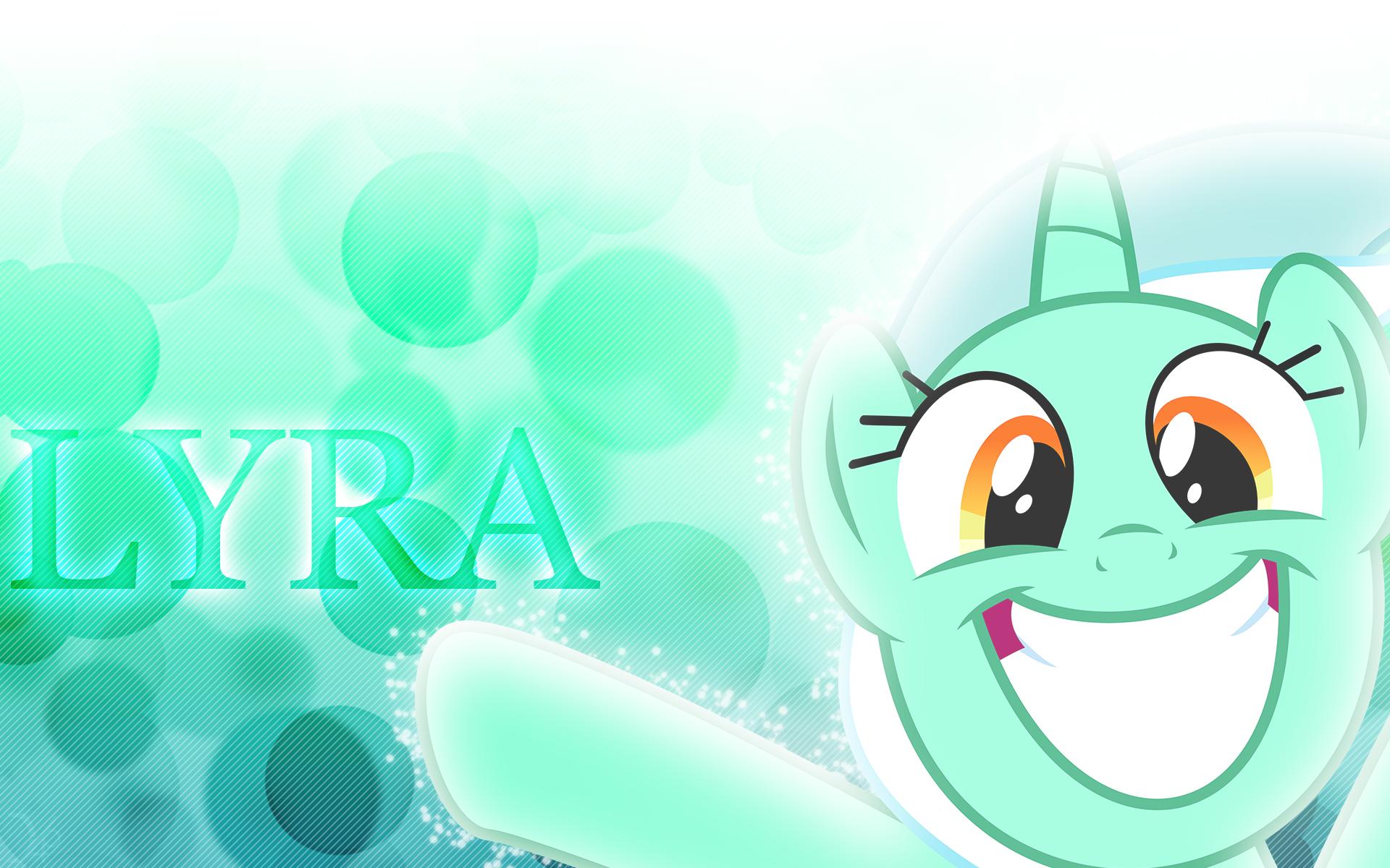 LYRA!!! by dadio46 and MysteriousKaos