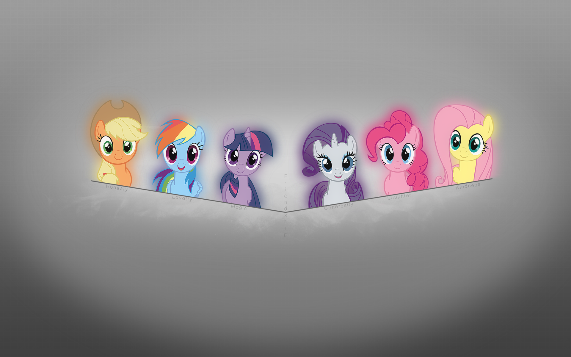 mane6.png by Mac3030 and RichHap
