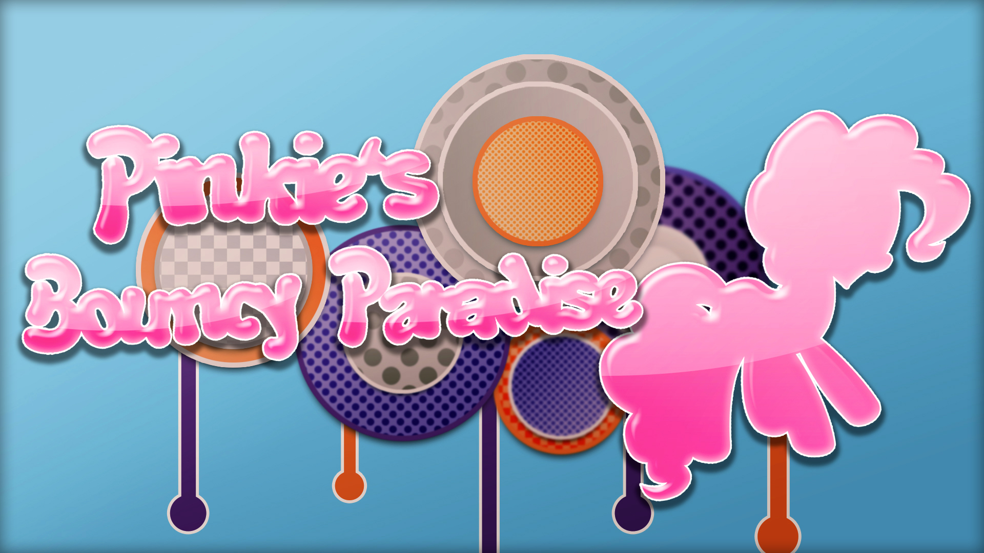 Pinkie's Bouncy Paradise by InternationalTCK