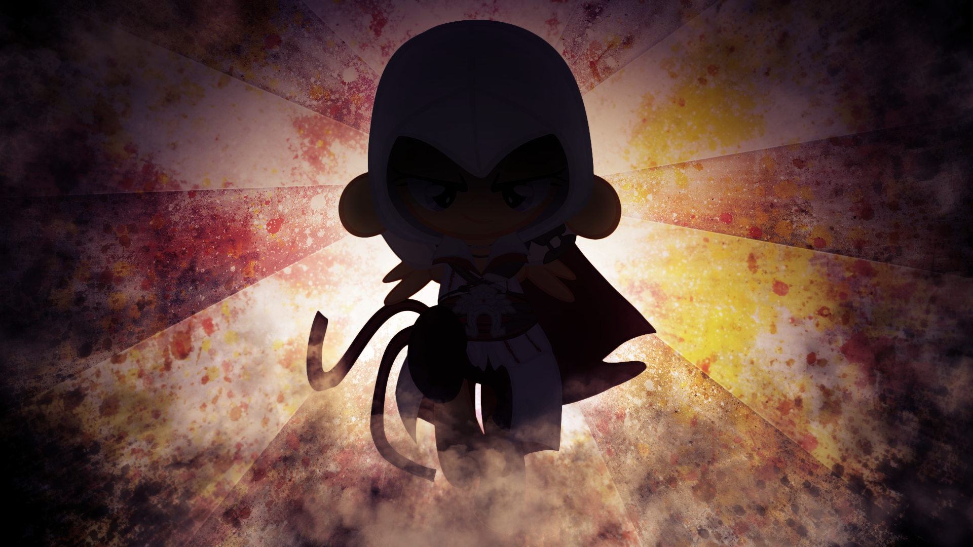 Ezio Scootatore by NadiaRodriguez and SandwichDelta