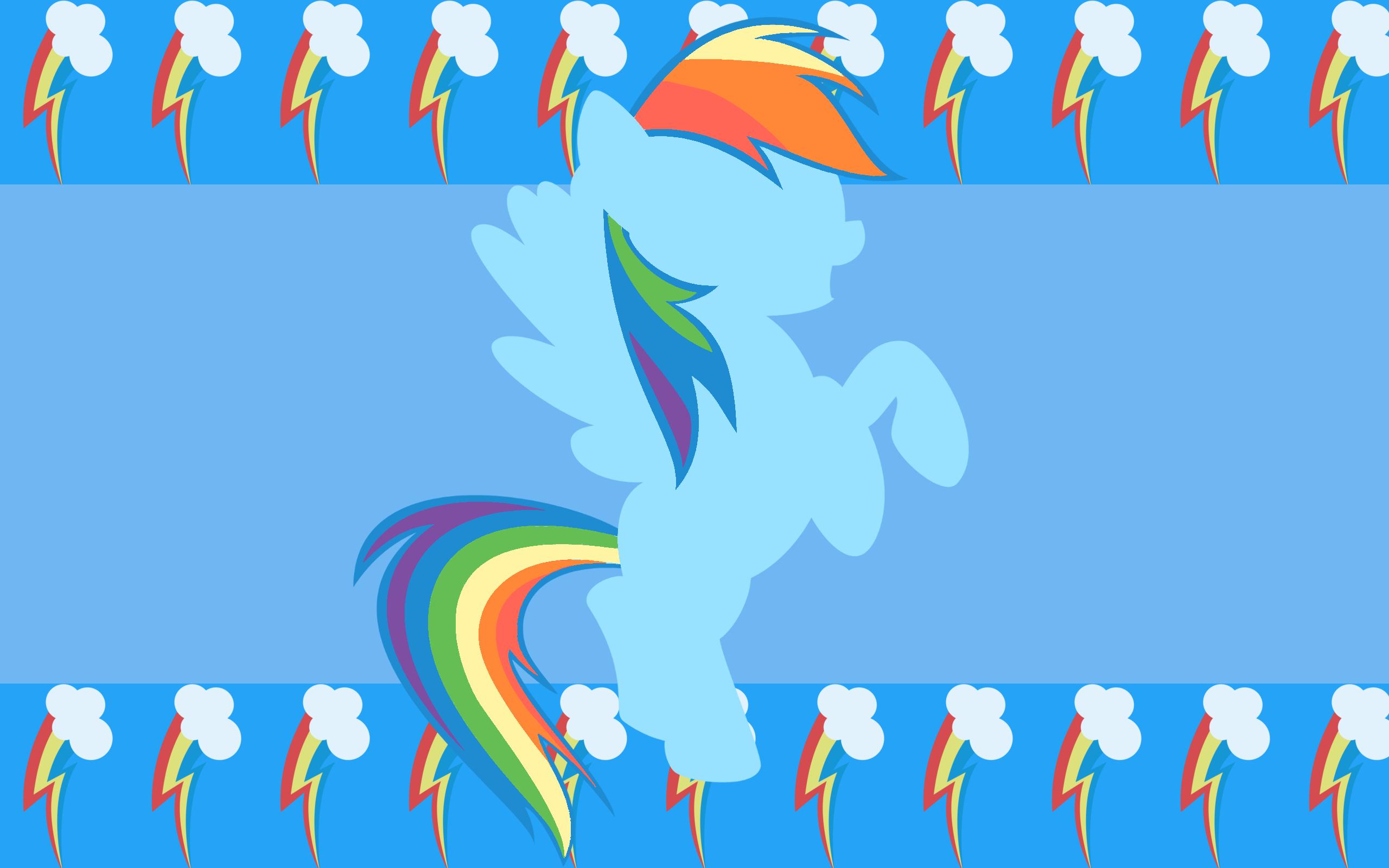 Rapid Rainbow Dash WP by AliceHumanSacrifice0, Nethear and ooklah