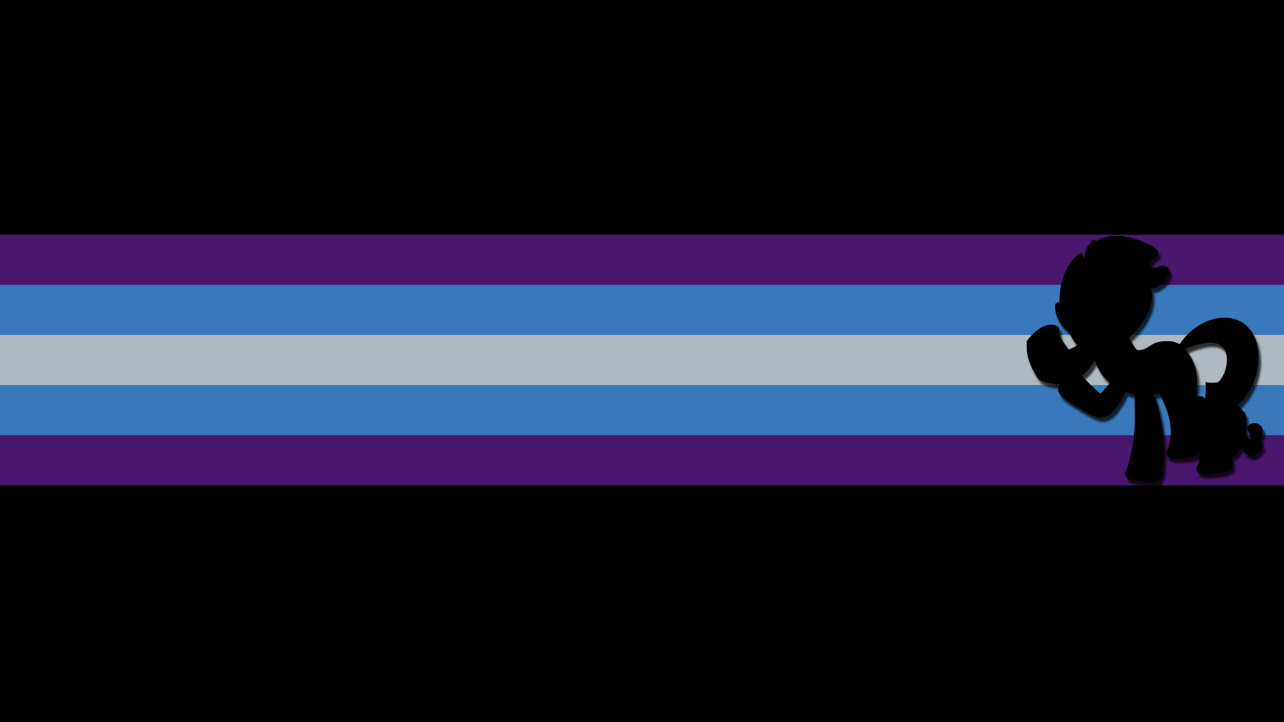 [13] Rarity: Colored Stripes by DoktorRainbowFridge and Quanno3